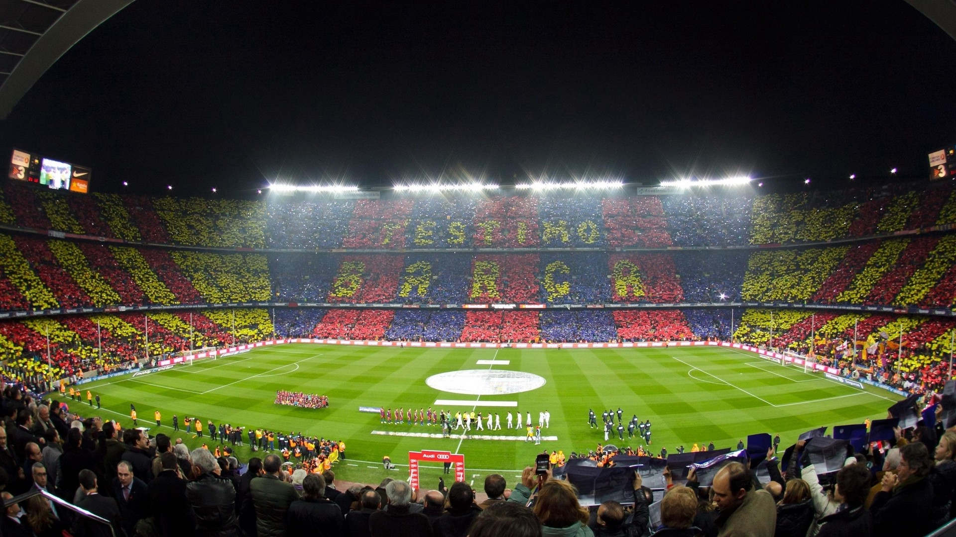 1920x1080  Wallpaper barcelona, camp nou, stadium