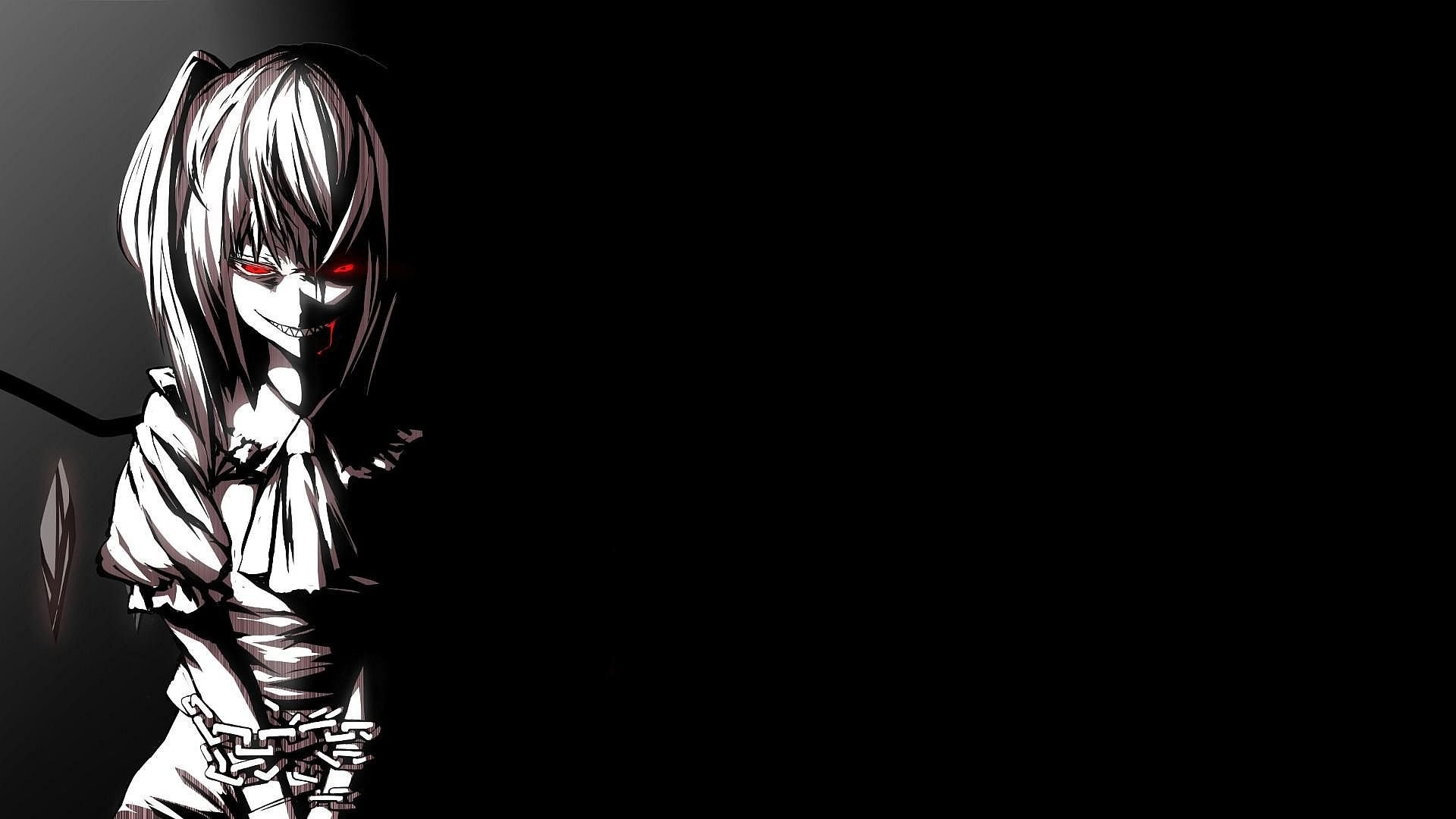 Black Anime Wallpaper 60 Images