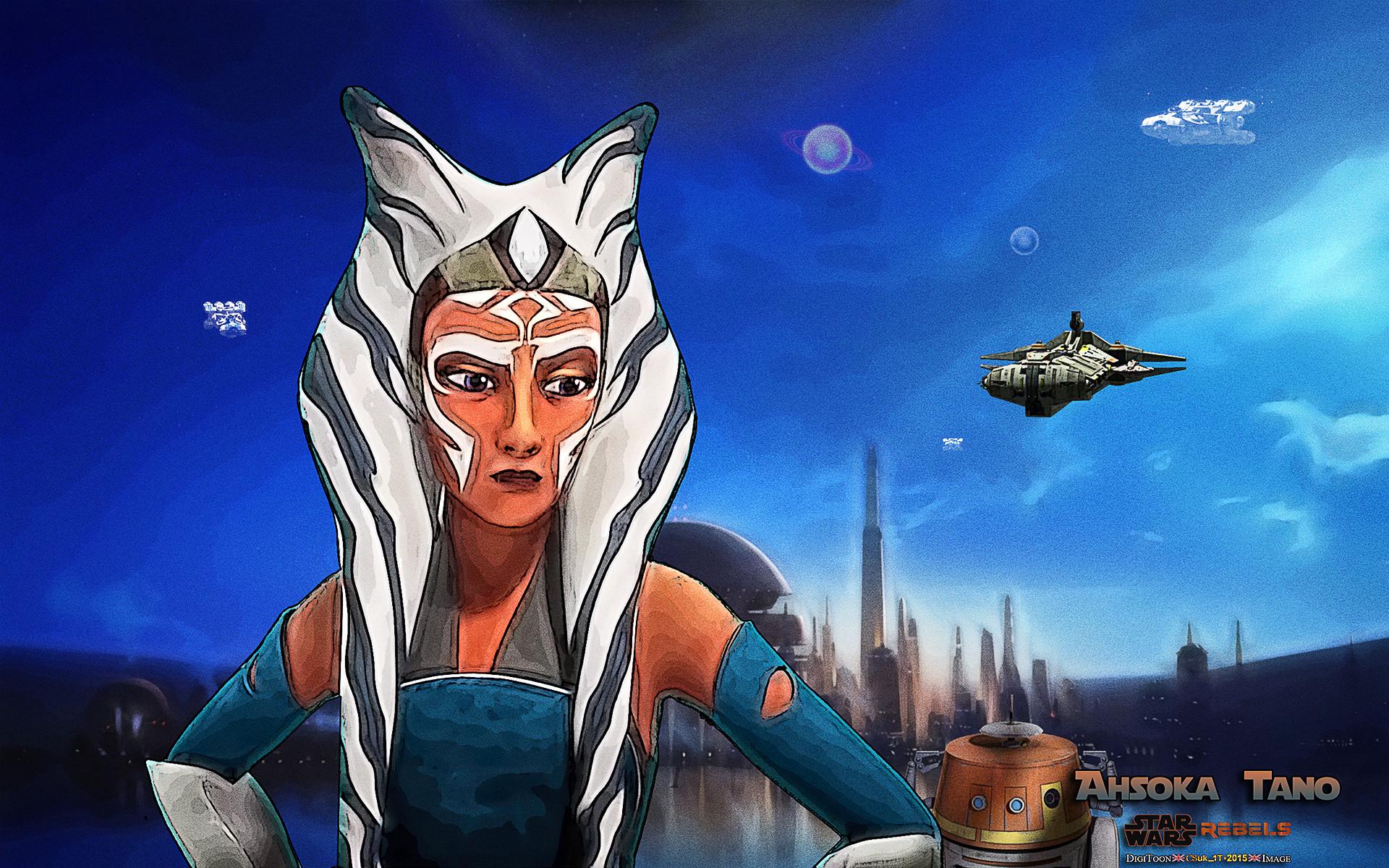 Star Wars Rebels Wallpapers (86+ Images