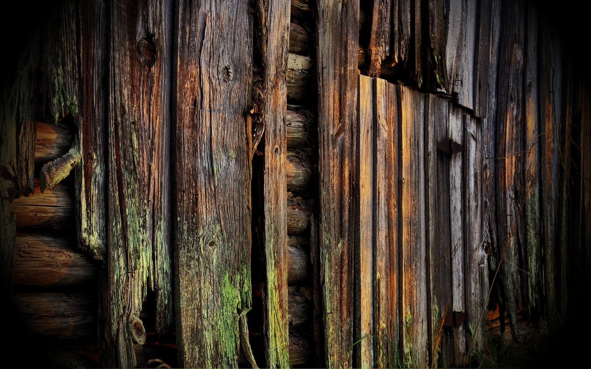 1920x1200 Wall Ruin Decay Rustic Wood Abstract Wallpaper Background