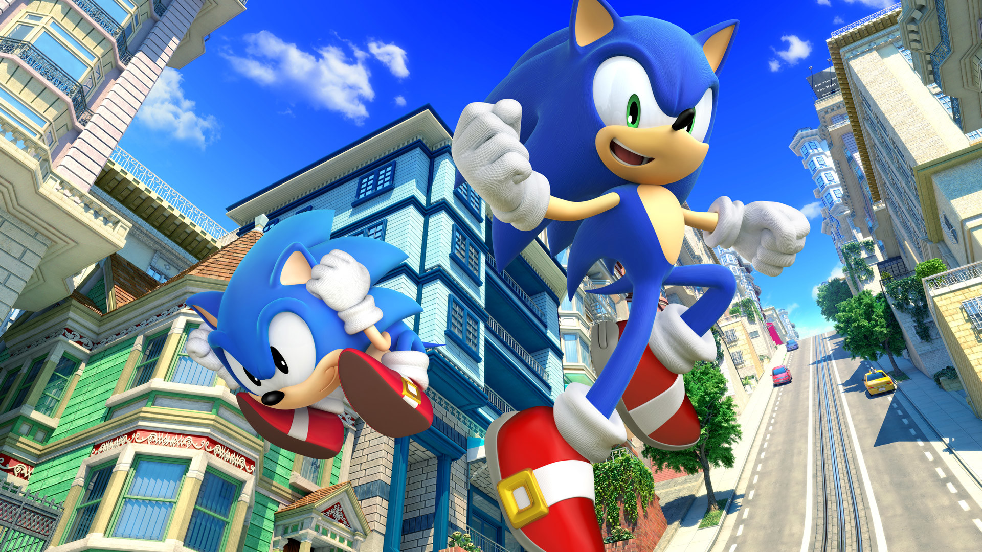 1920x1200 Sonic The Hedgehog HD Wallpapers Backgrounds Wallpaper