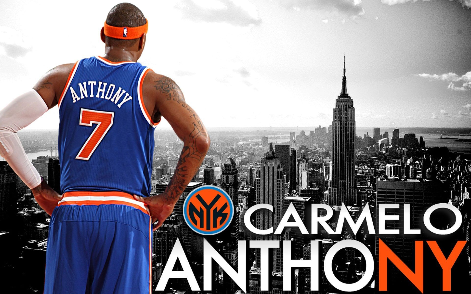 1920x1200 Carmelo Anthony Backgrounds HD.