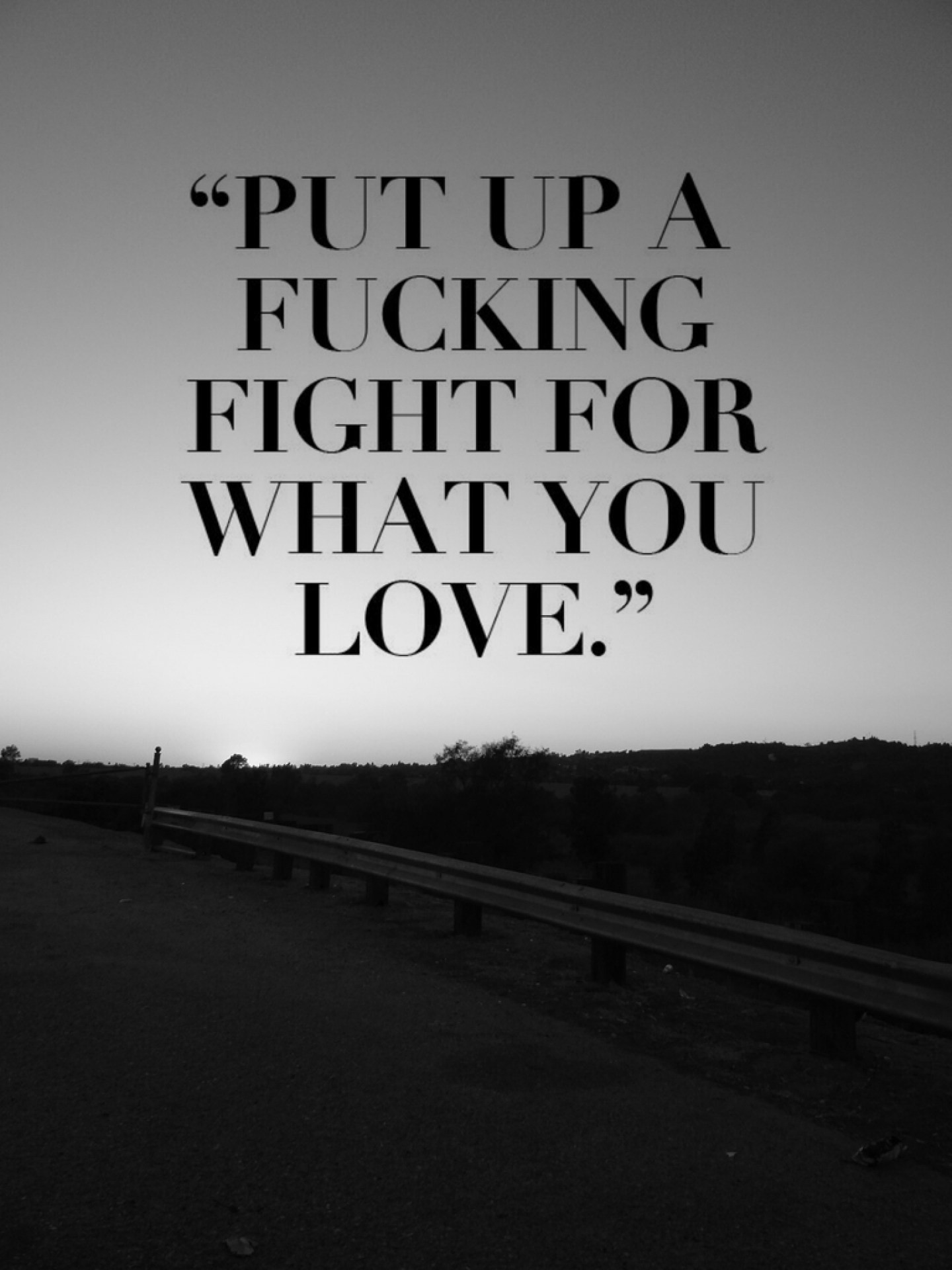 1440x1920 Black And White Photography Love Quotes iPhone 7 Wallpapers HD
