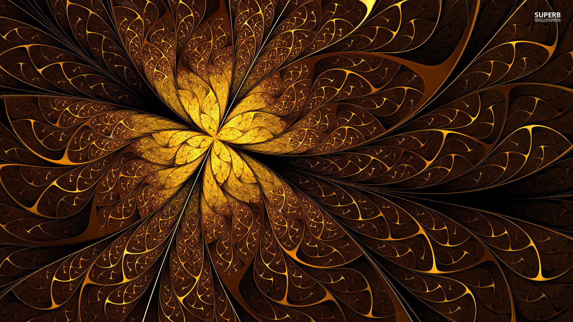 Black and gold abstract wallpaper 57 images for Gold 3d wallpaper