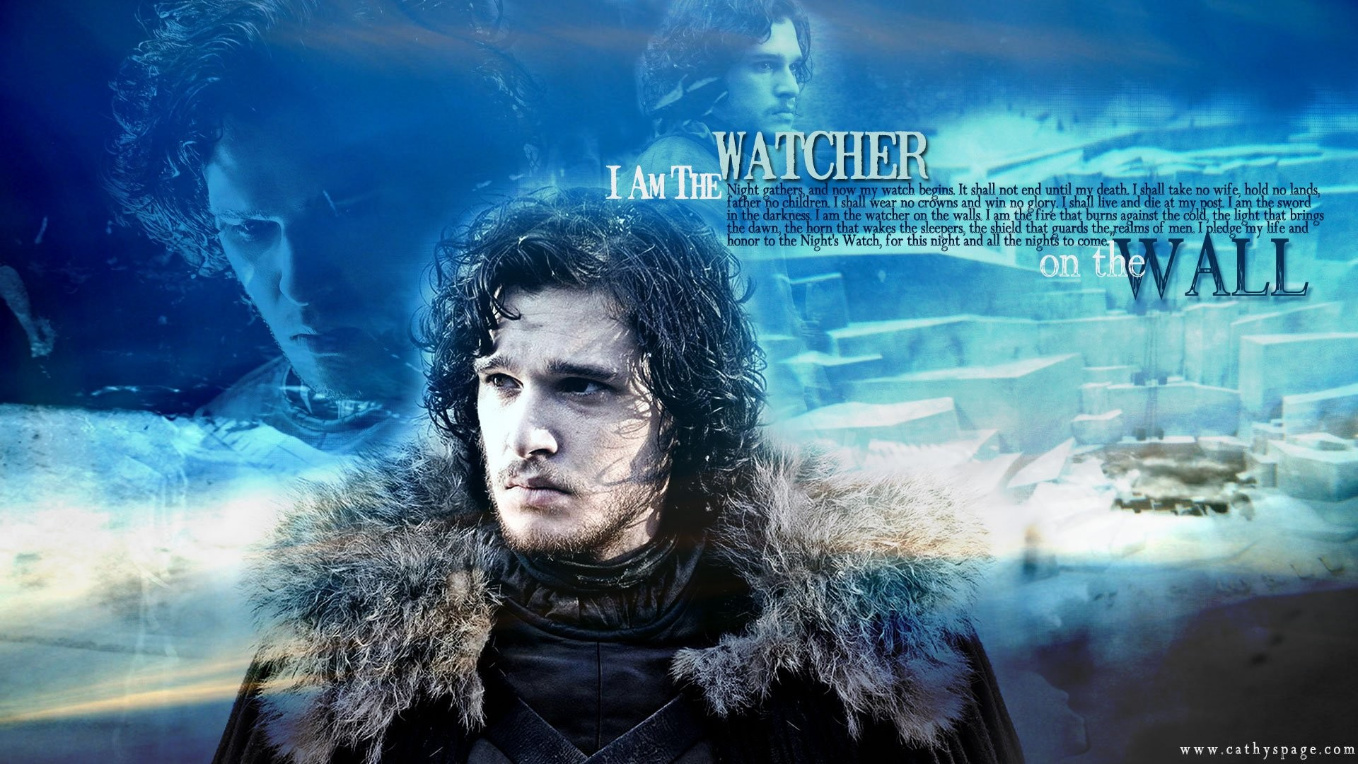 1920x1080 Game Of Thrones Jon Snow ...