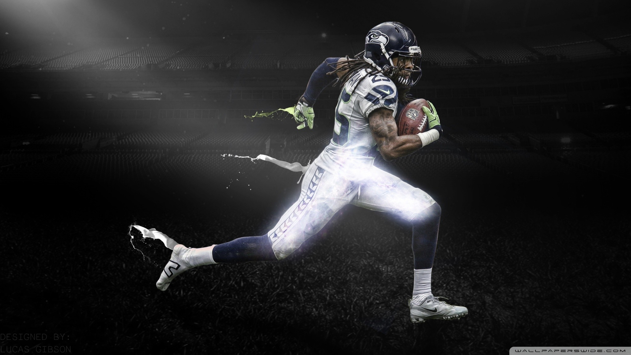 2048x1152 Top 10 Richard Sherman Wallpapers