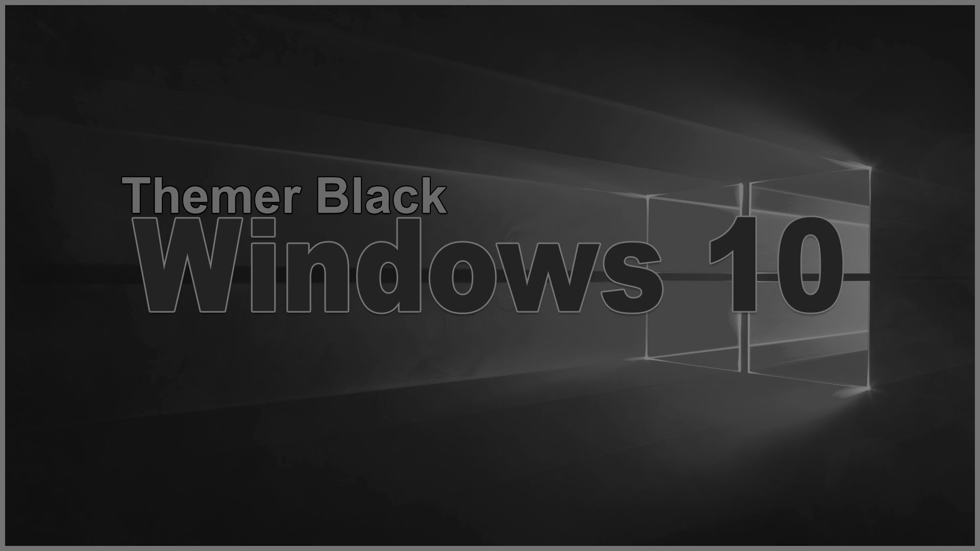Windows 10 Dark Wallpaper (70+ images)