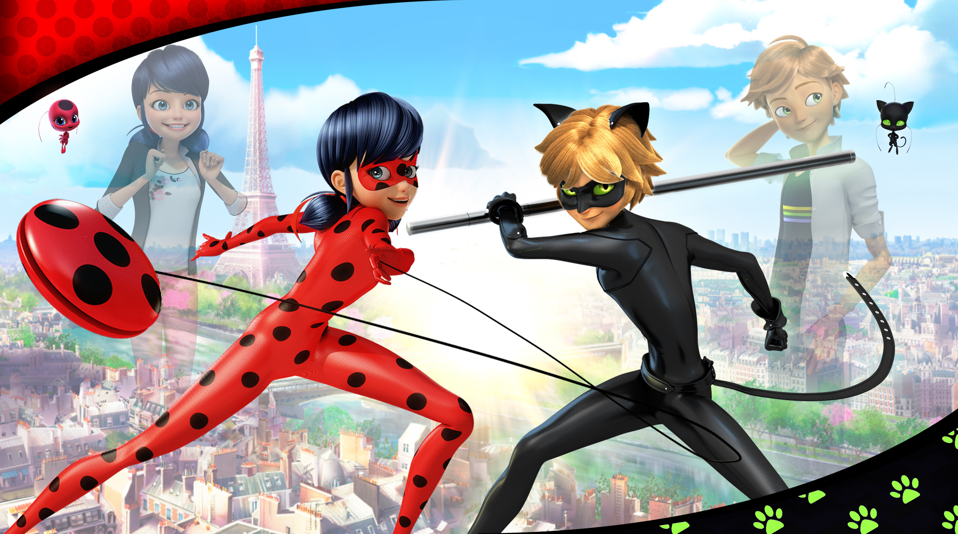 Miraculous Ladybug Wallpapers 78 Images