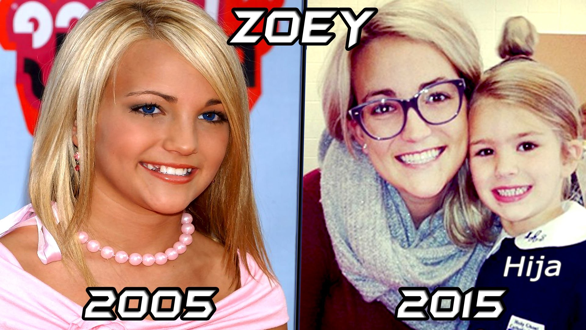 Zoey From Zoey 101 Then And Now 2015