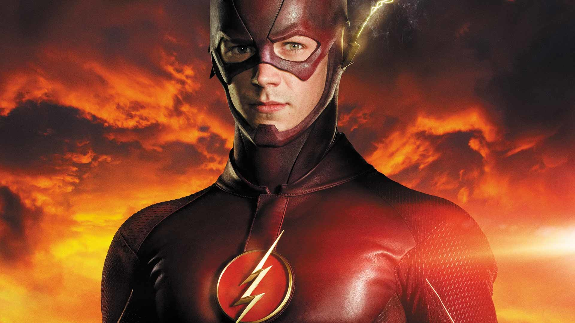 1920x1080 <b>The Flash</b> 2x14 harrison wells use time vault to