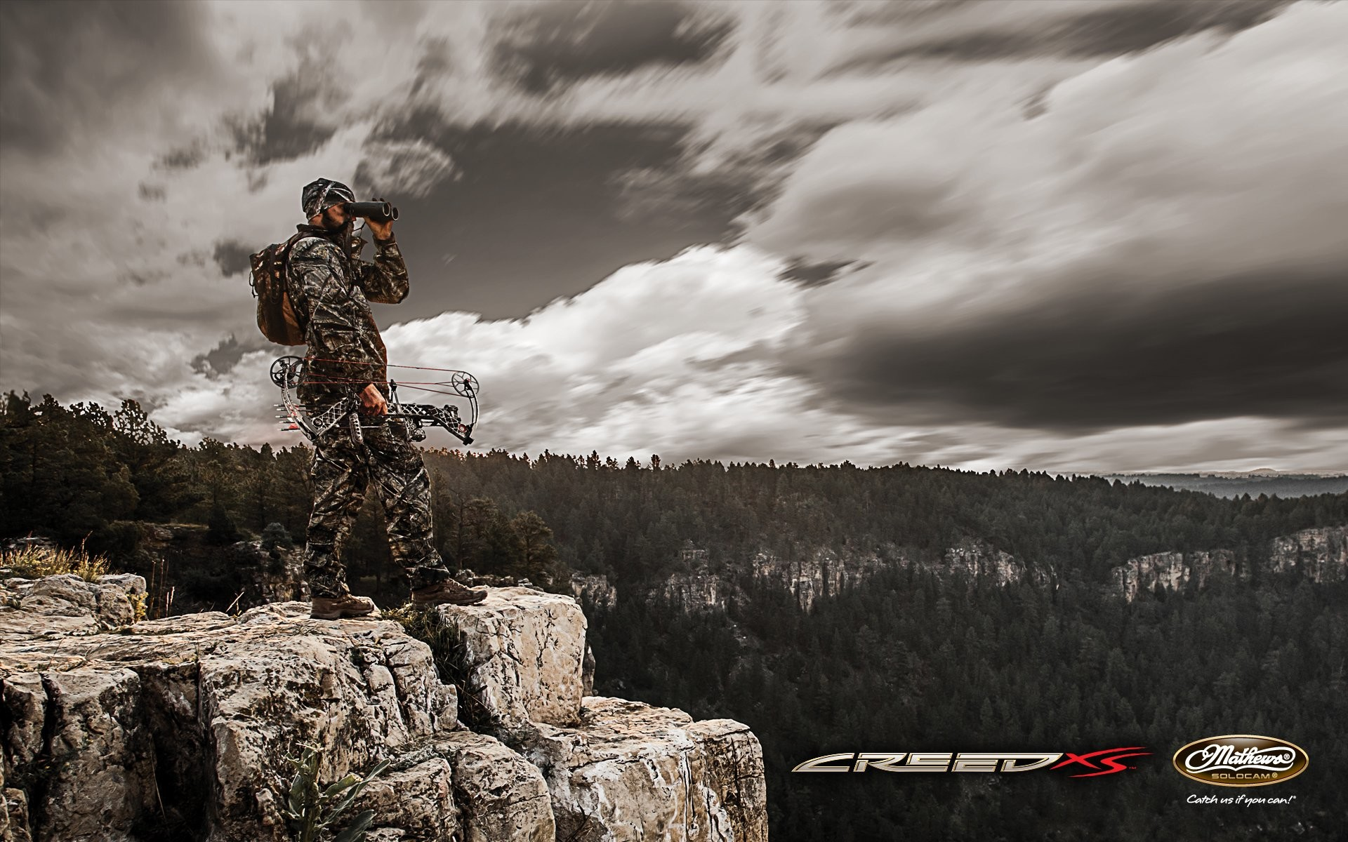 bow hunting background wallpaper 57 images