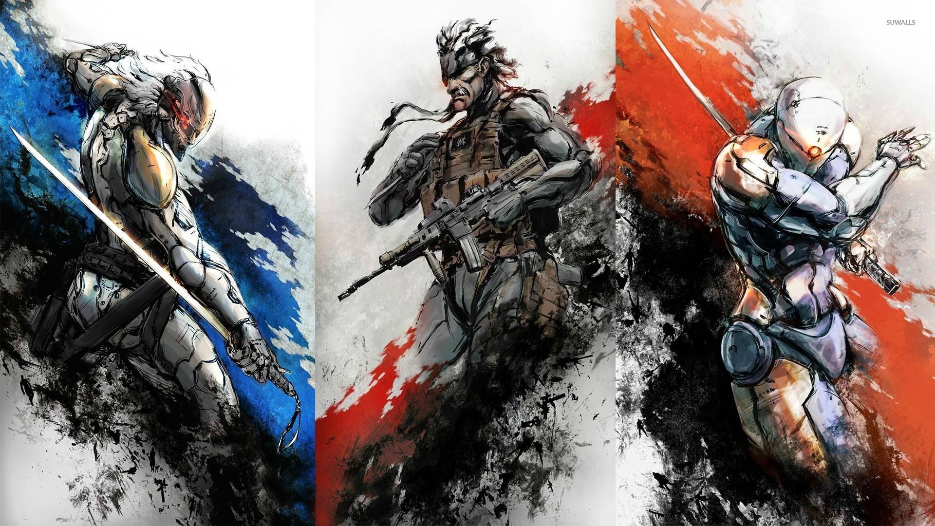 Metal Gear Solid V Wallpaper: Metal Gear Solid Rising Wallpapers (77+ Images