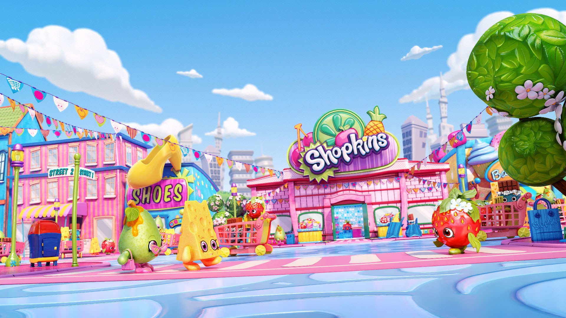 Shopkins Desktop Wallpaper (53+ images)