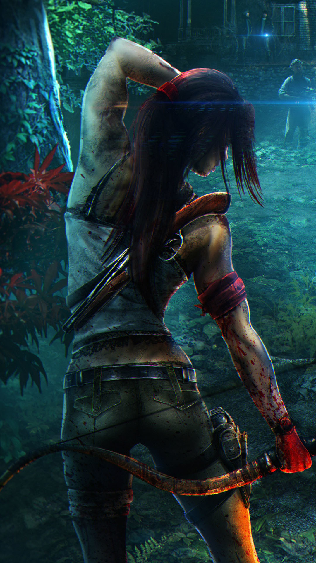 1080x1920 Tomb Raider Quest wallpapers (5 Wallpapers)