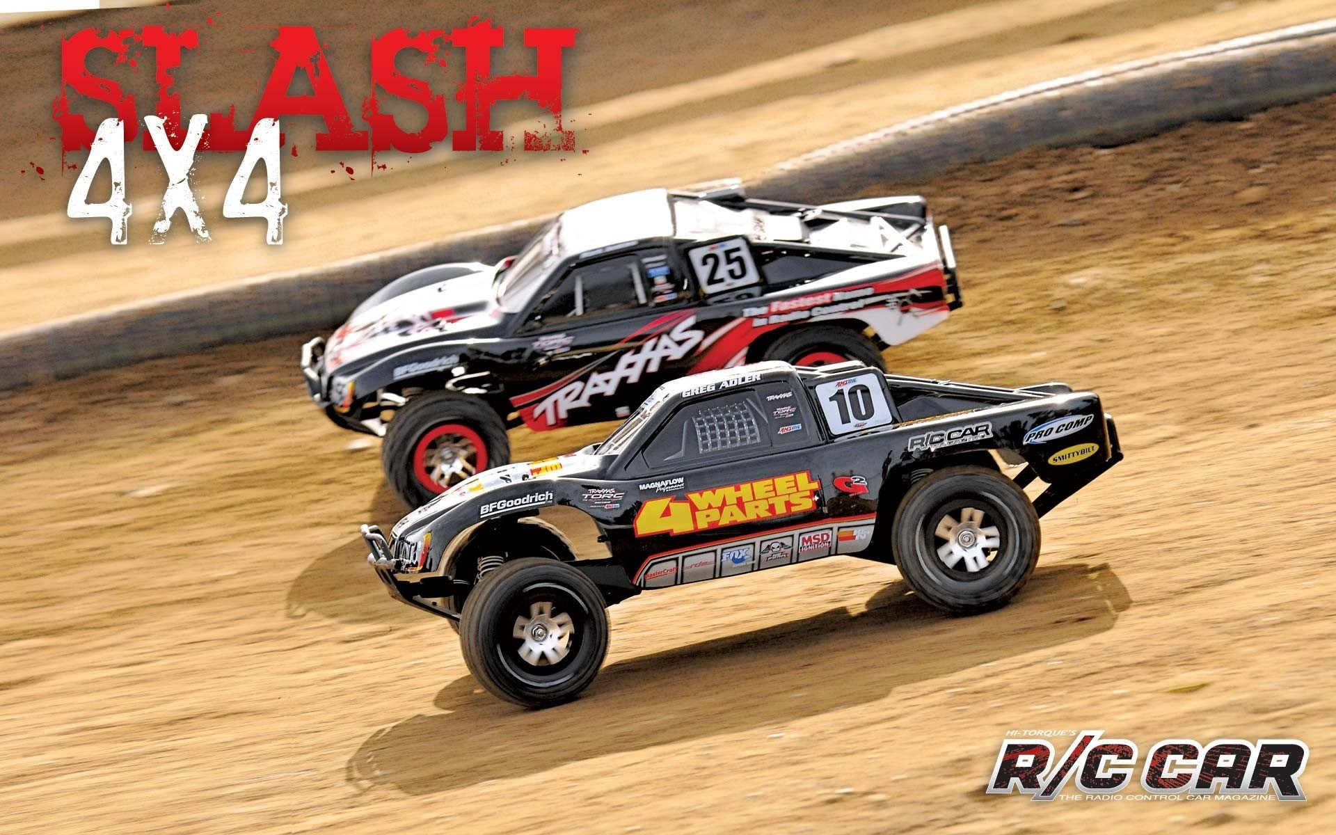 1920x1200 Traxxas Background