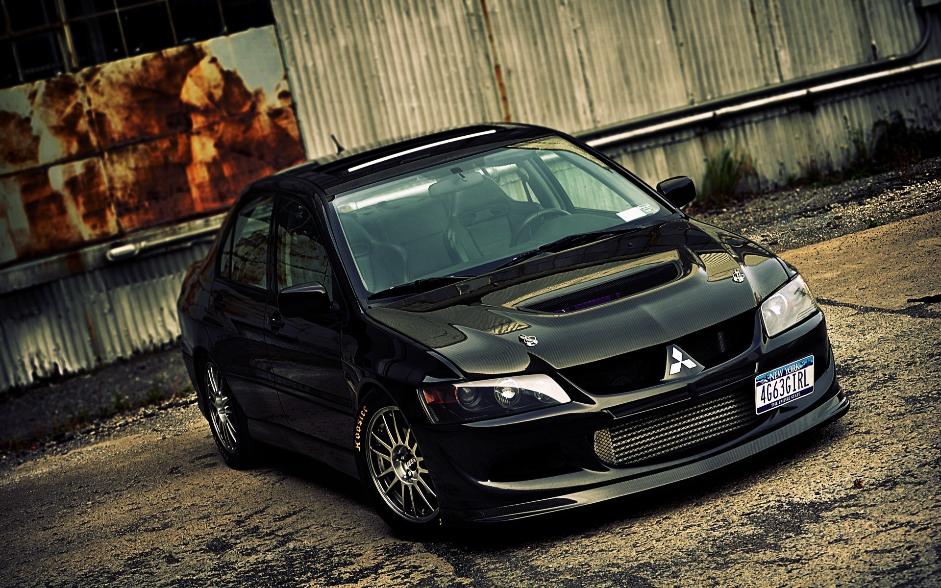 Mitsubishi Evo 9 Wallpaper (69+ images)
