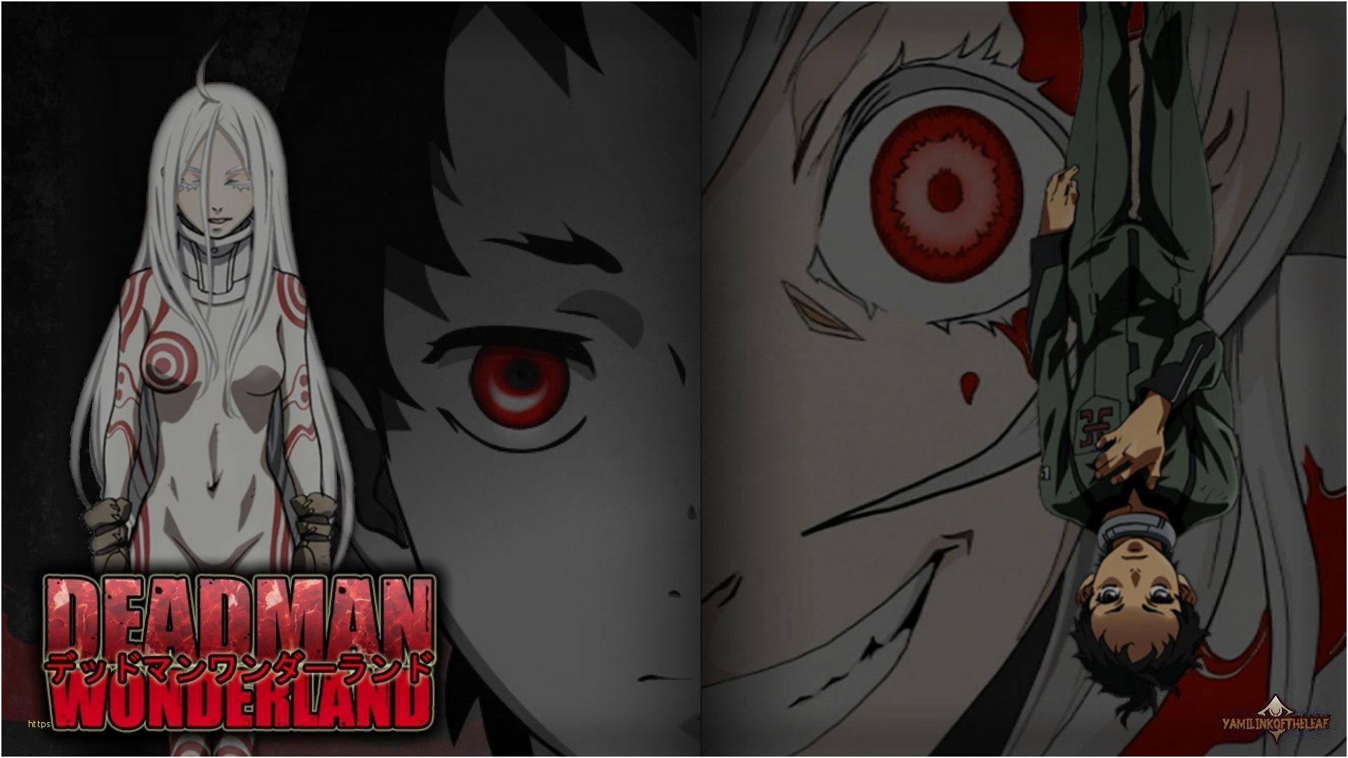 1920x1080 Deadman Wonderland Wallpaper Awesome Deadman Wonderland Wallpapers Wallpaper  Cave