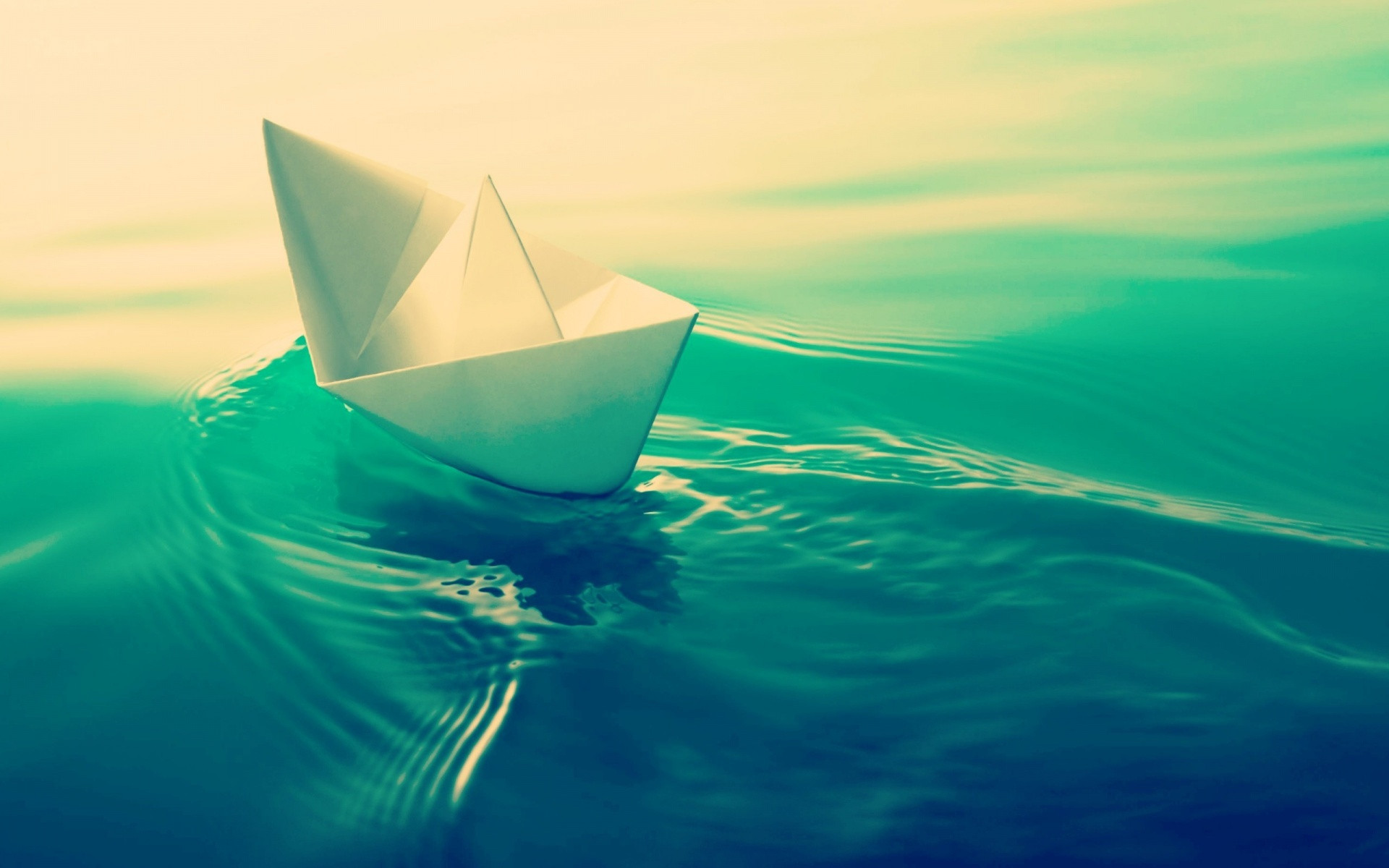 1920x1200 Origami Ship Zen Wallpaper By HD Wallpapers Daily