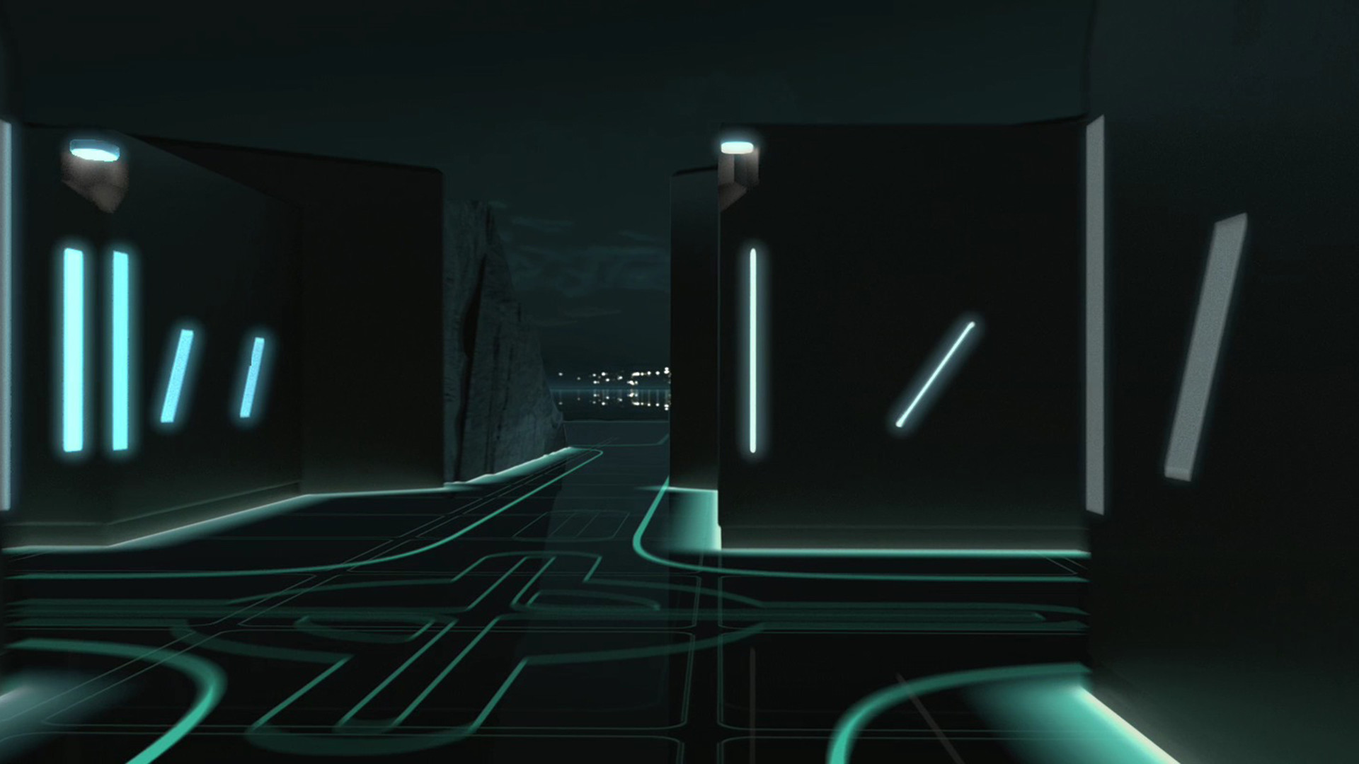 1920x1080 Tron Legacy | Free Desktop Wallpapers for HD, Widescreen and Mobile .
