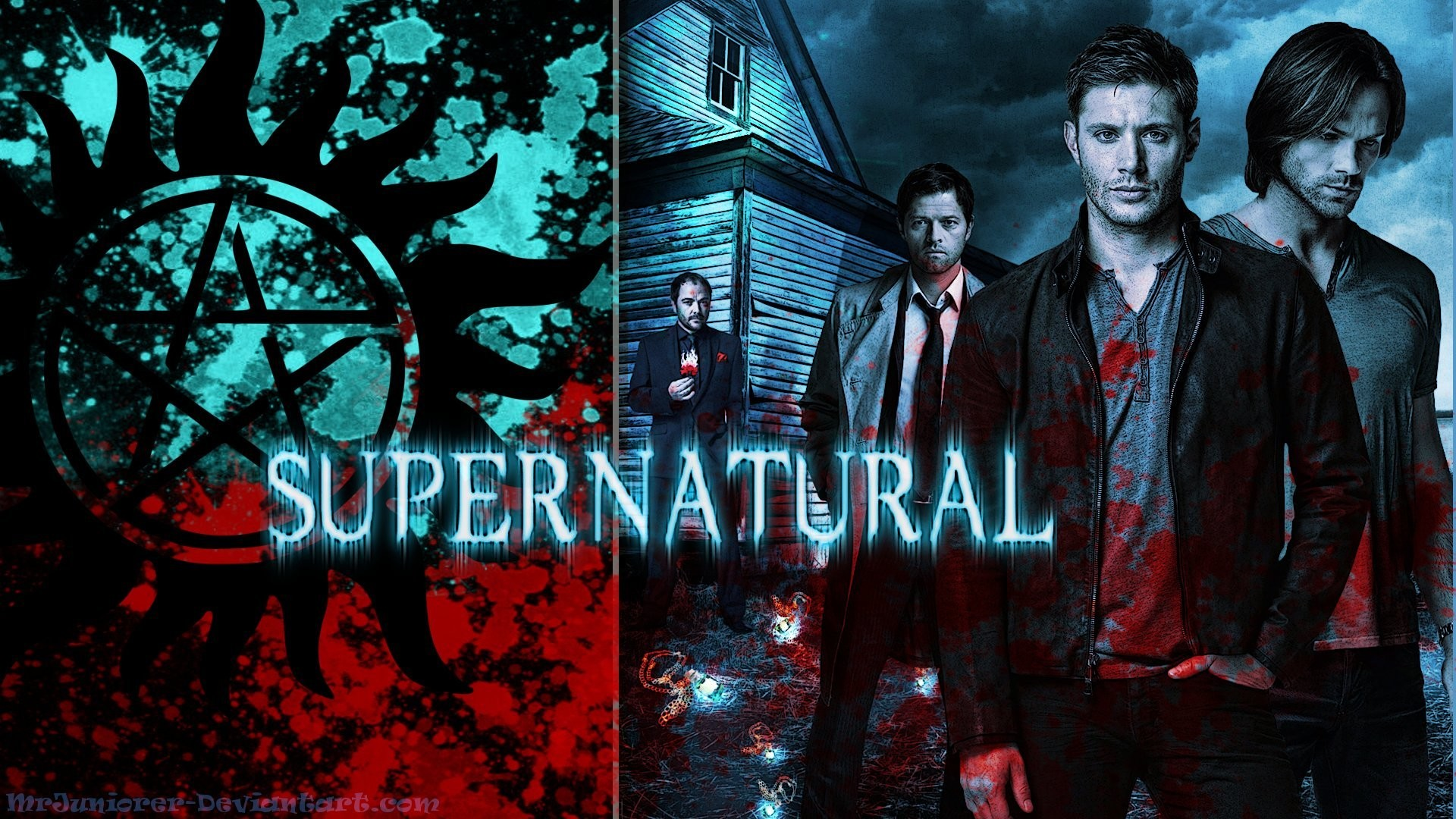 how to watch supernatural for free online season 1