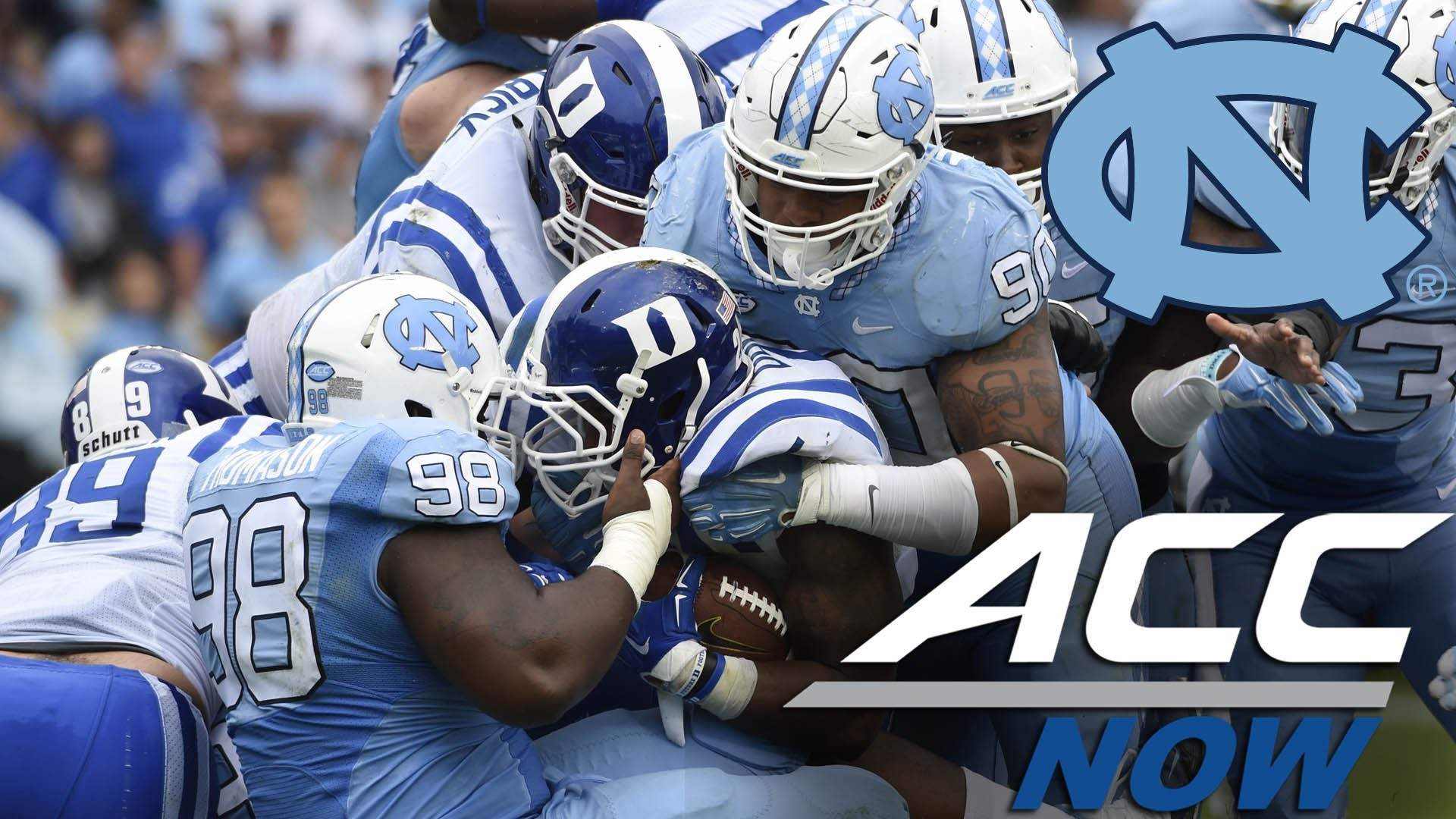 1920x1080 North Carolina Tar Heels' Defense Turned Around by Gene Chizik | ACC Now -  YouTube