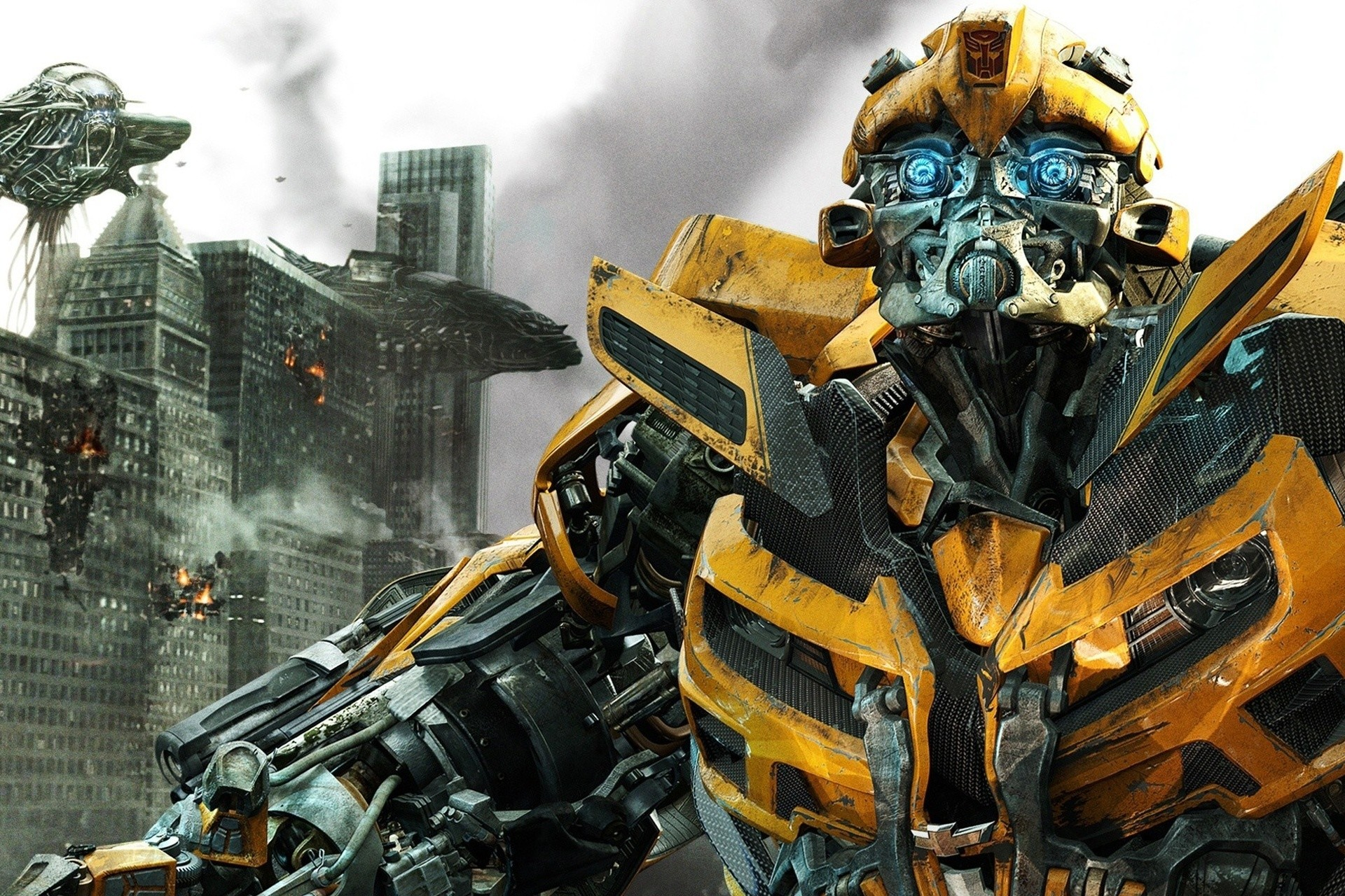 1920x1280 Movie Transformers Bumblebee Rise Of Galvatron Wallpaper HD