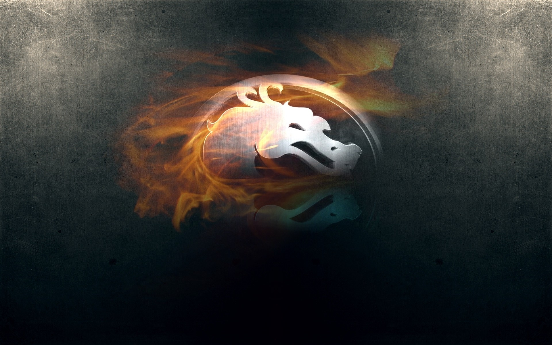 1920x1200 Mortal Kombat Logo HD Wallpaper 8 - 1920 X 1200