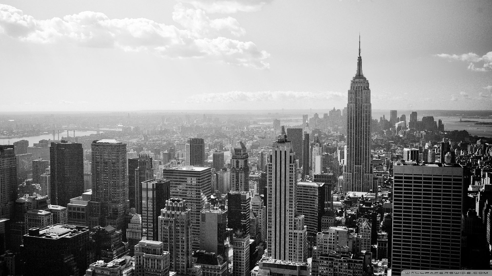 1438x2560 Flatiron Building New York City Minimal IPhone Wallpaper