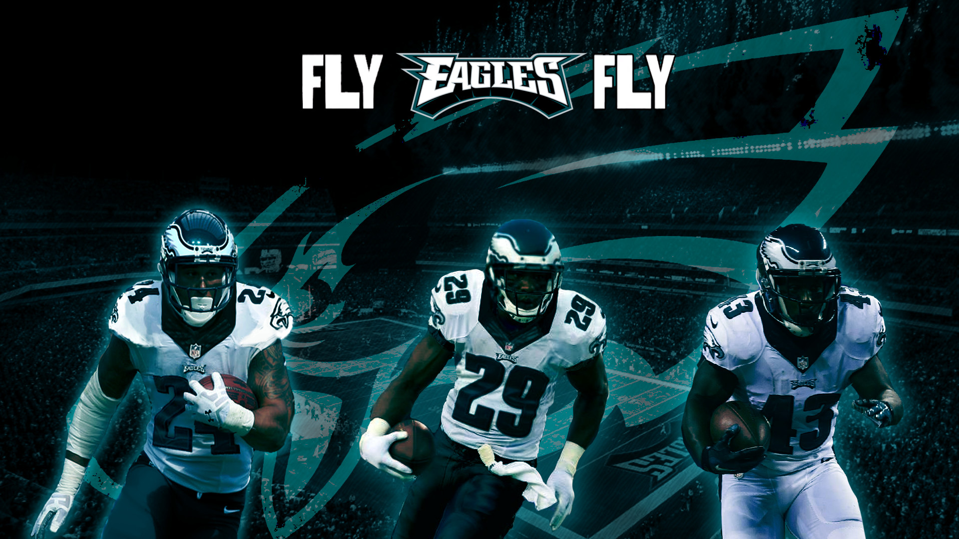 1920x1080 ... Free Philadelphia Eagles Wallpapers (52 Wallpapers) HD Wallpaper