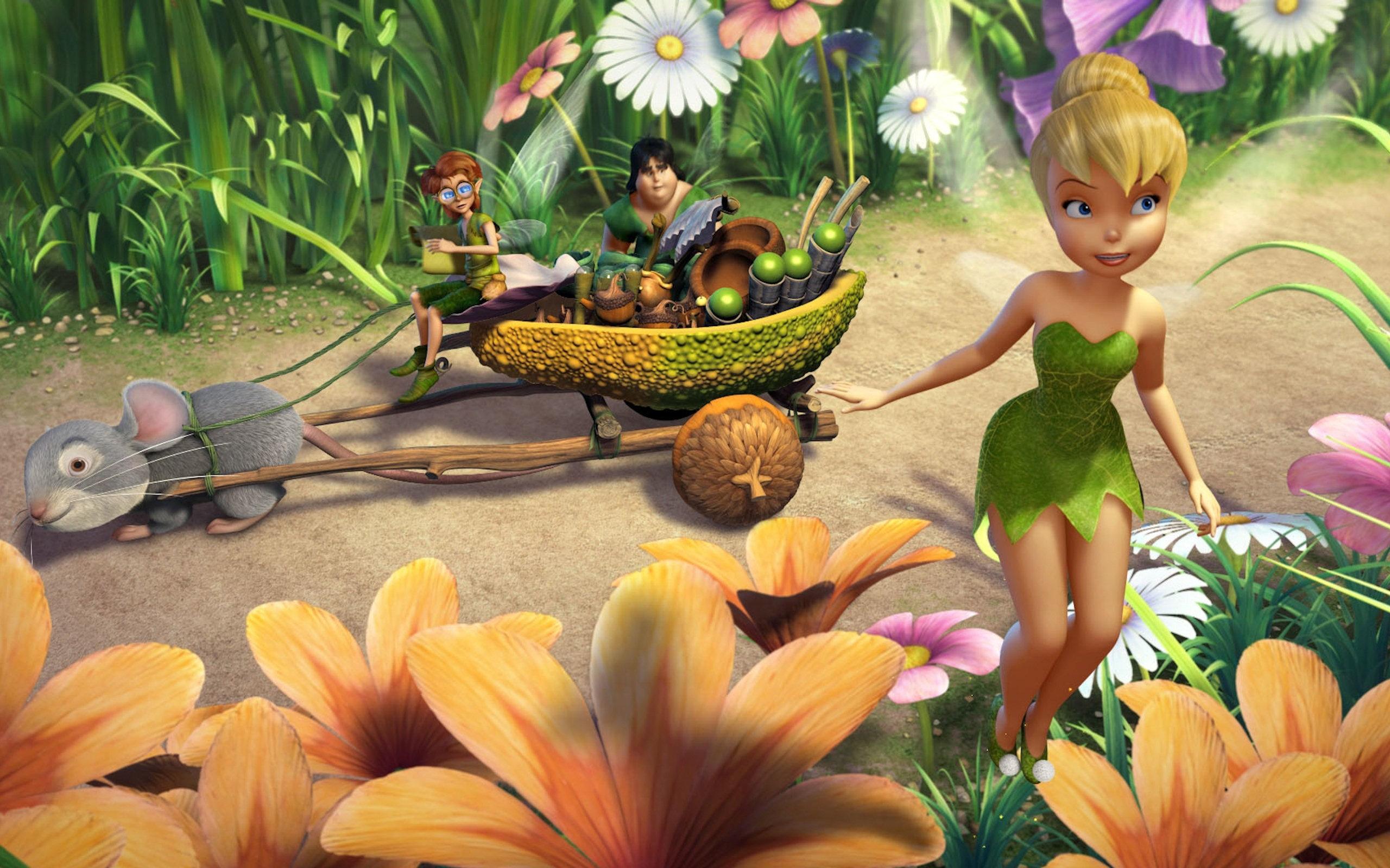 2560x1600 Disney Tinkerbell Images Download.