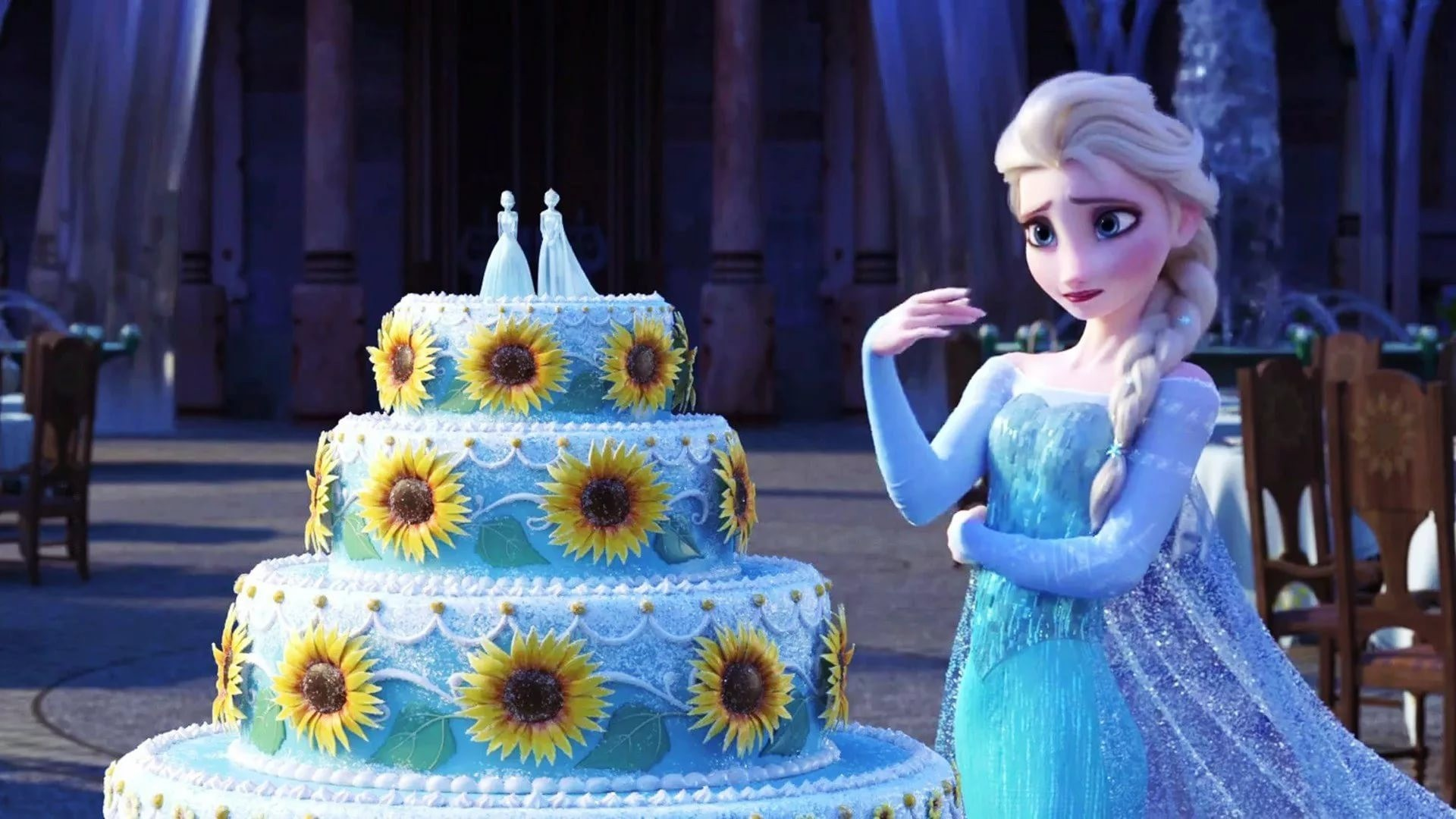 1920x1080 Watch Full Frozen Fever Movie Without Downloading Just Elsas O