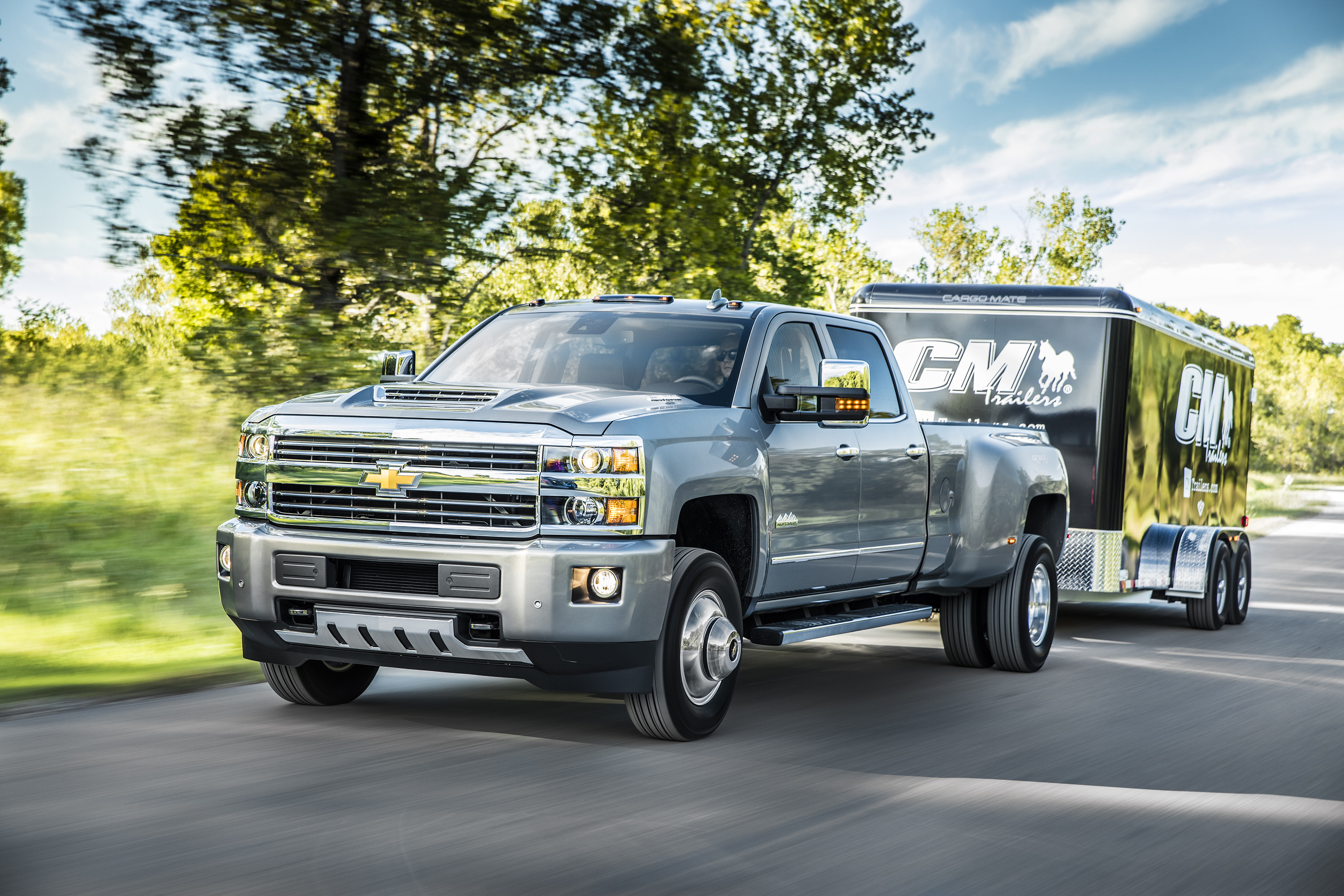 3000x2000 2017 Chevrolet Silverado 3500hd Wallpaper HD