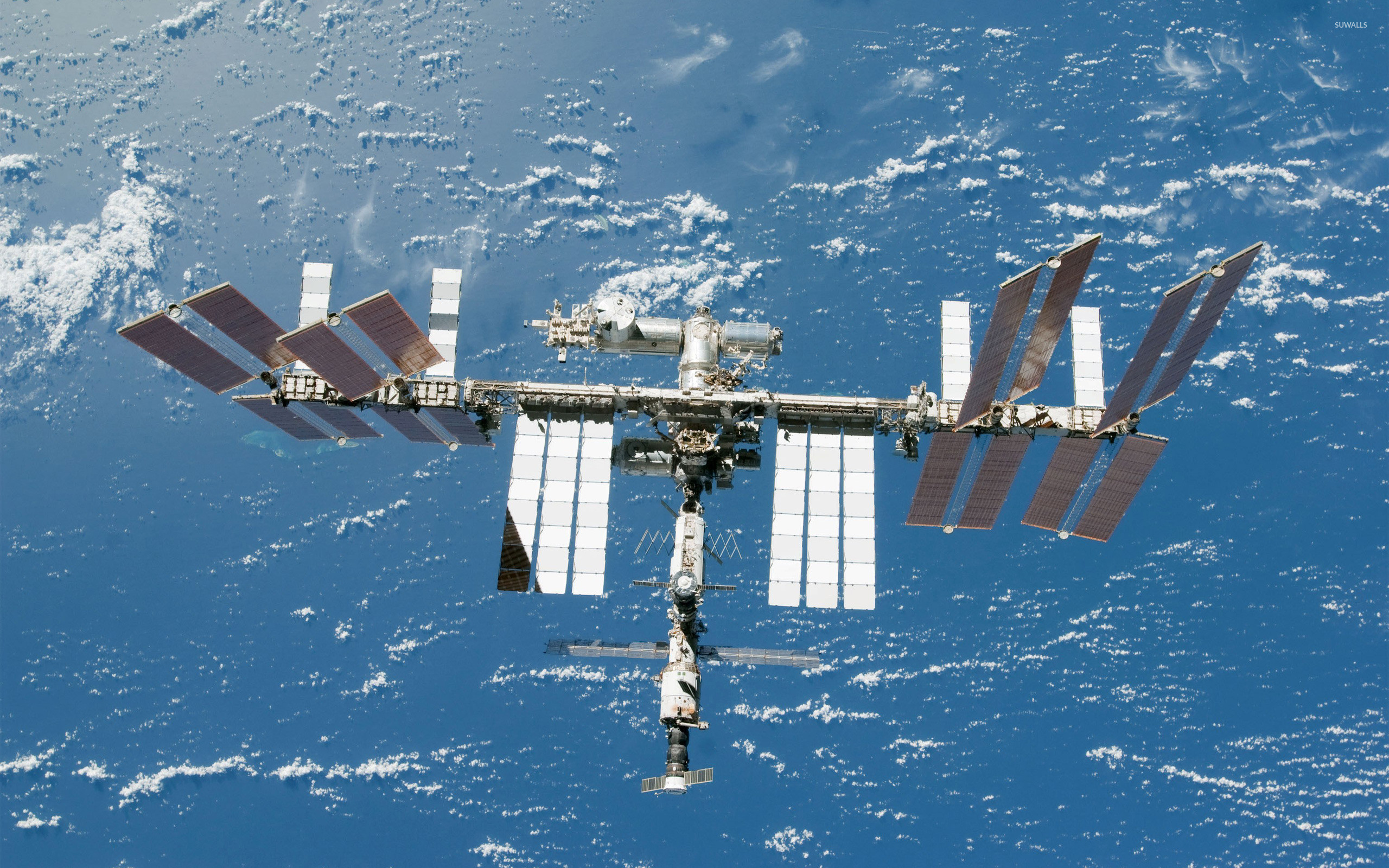 2560x1600 International Space Station [5] wallpaper  jpg