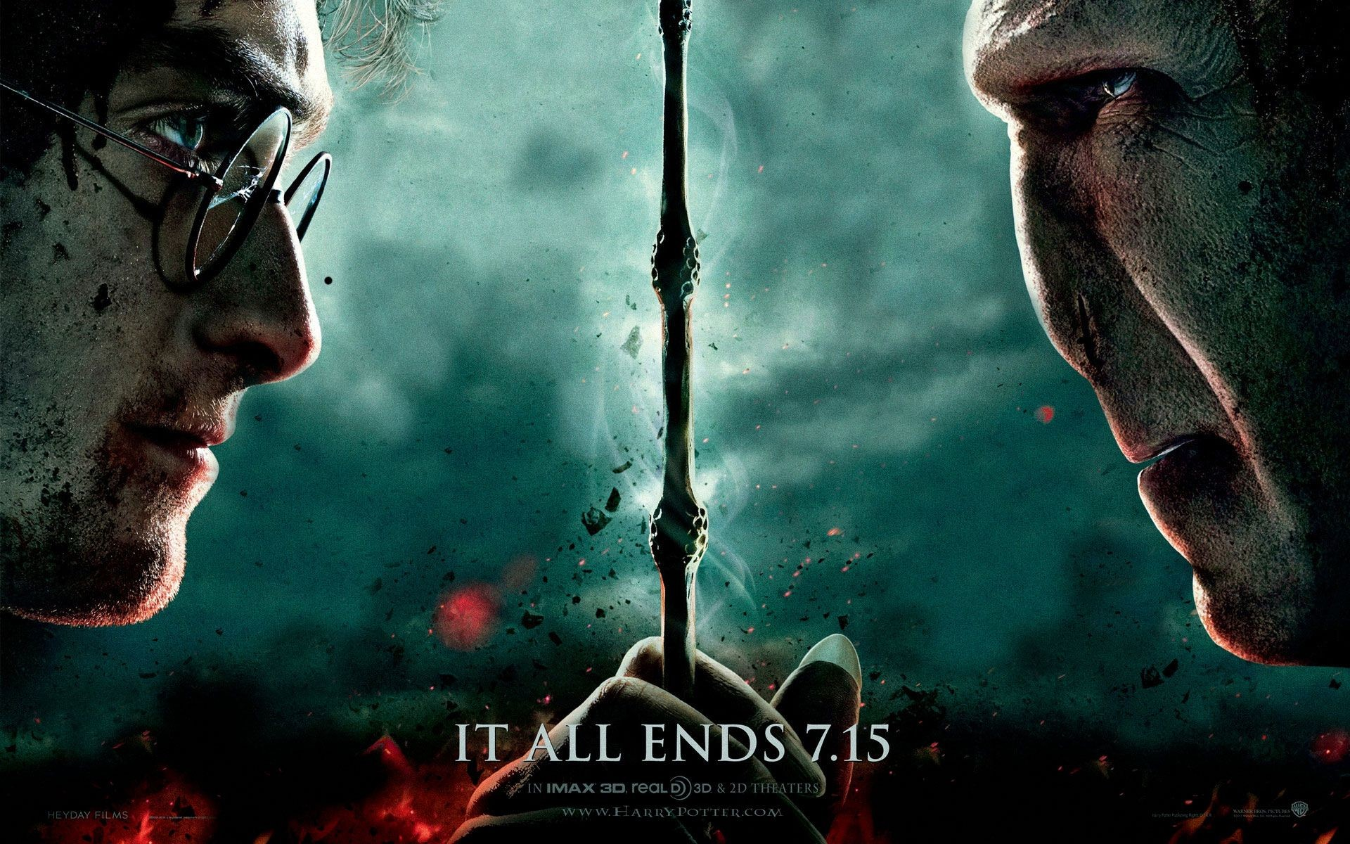 1920x1200 Harry Potter and the Deathly Hallows (Movies)