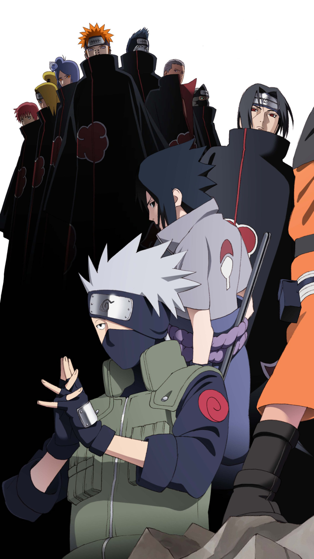 Naruto Iphone 6 Wallpapers 78 Images
