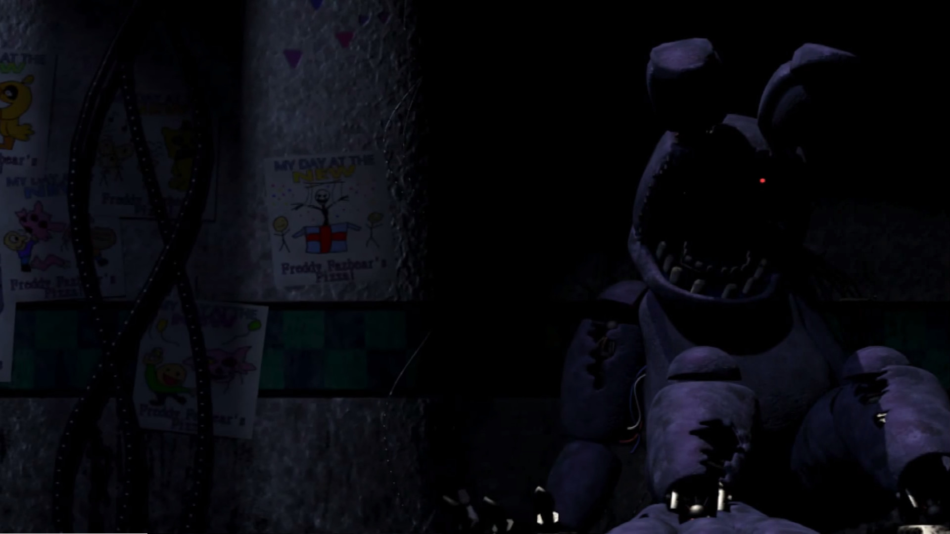 1920x1080 FNAF 4 Desktop Wallpaper, High Quality FNAF 4 Backgrounds .