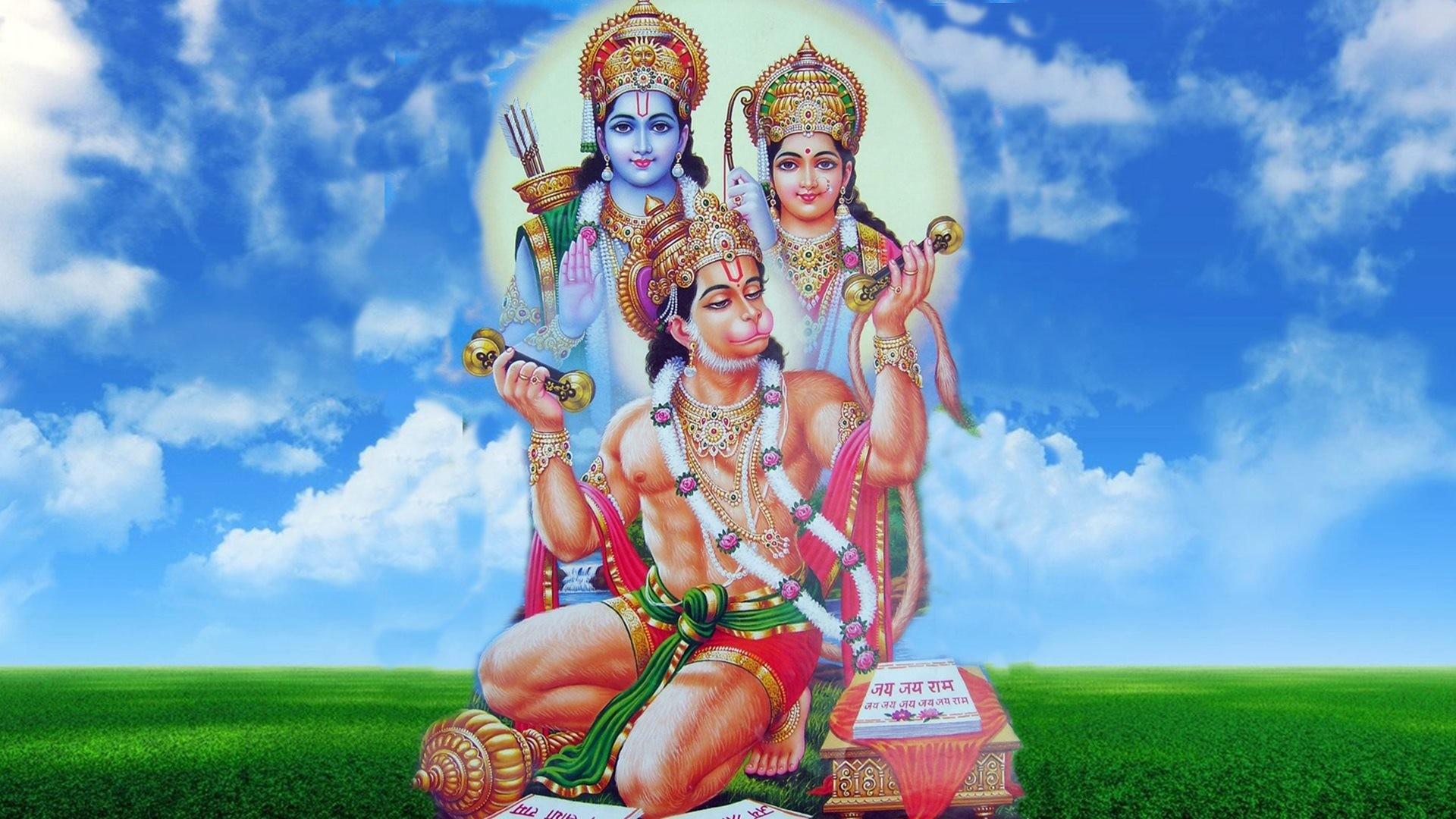 Hanuman Wallpapers (63+ images)