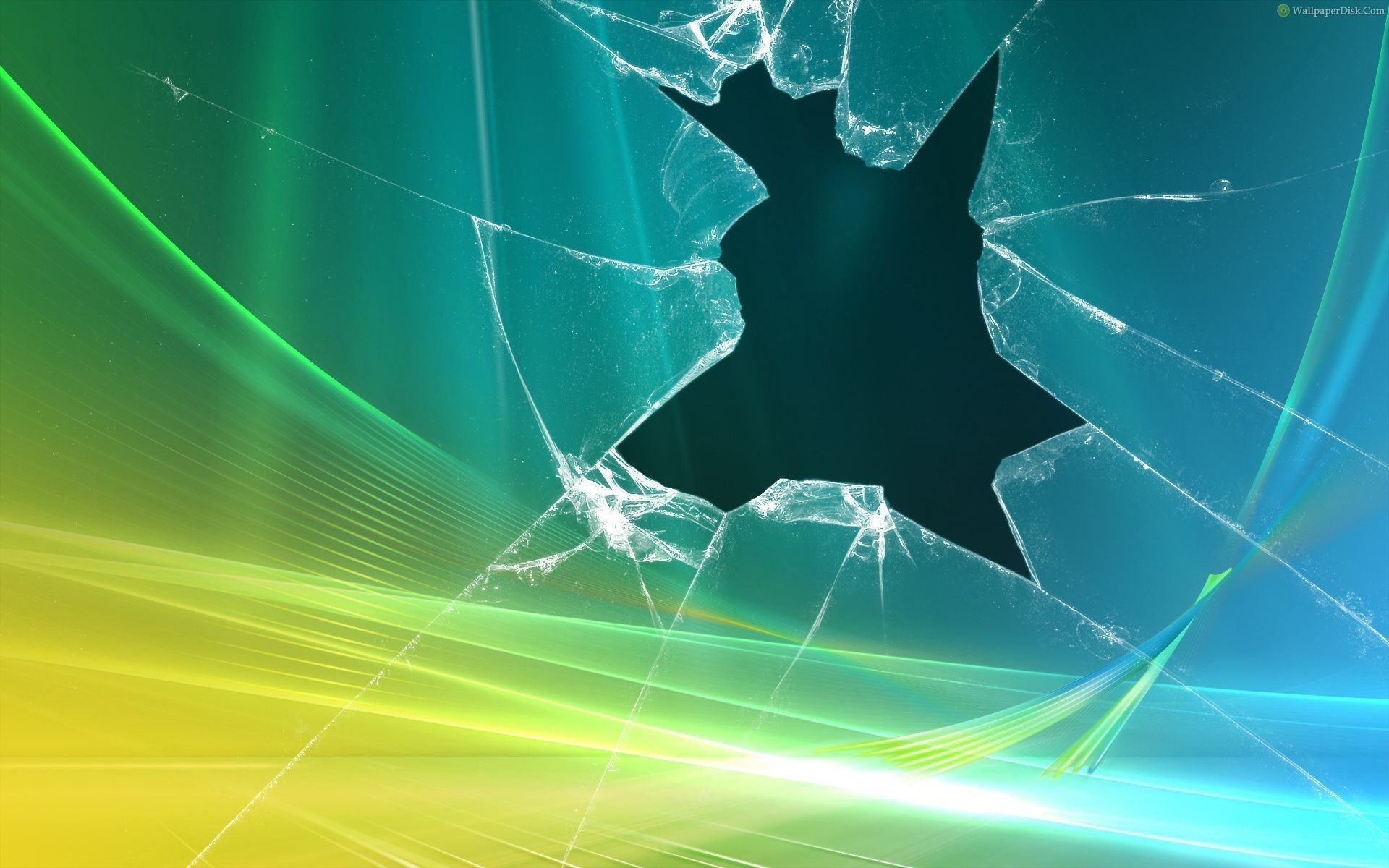 Windows 7 Cracked Screen Wallpaper 81 Images