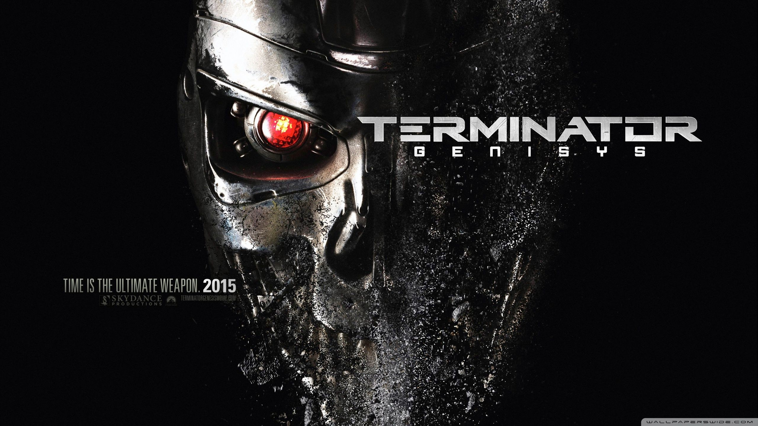 2560x1440 Terminator Genisys HD desktop wallpaper High Definition Mobile