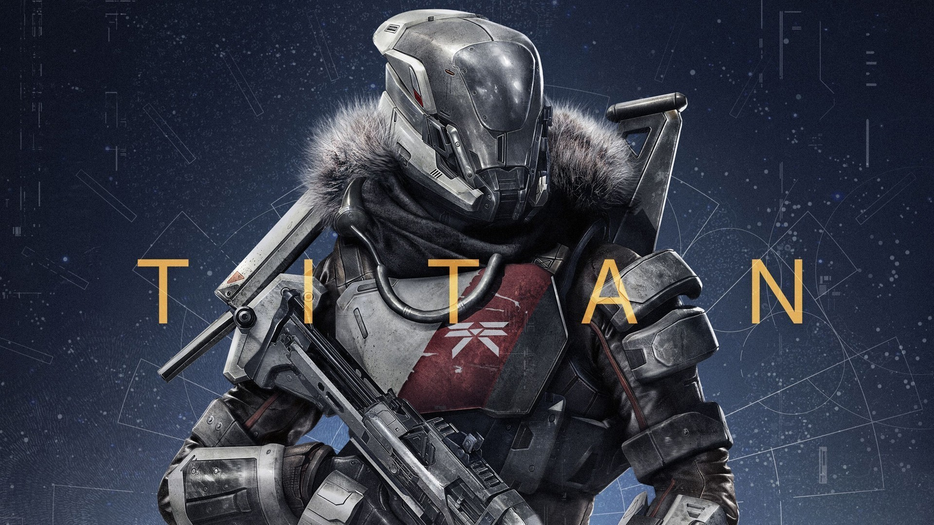 1920x1080 Titan in Destiny Wallpapers | HD Wallpapers