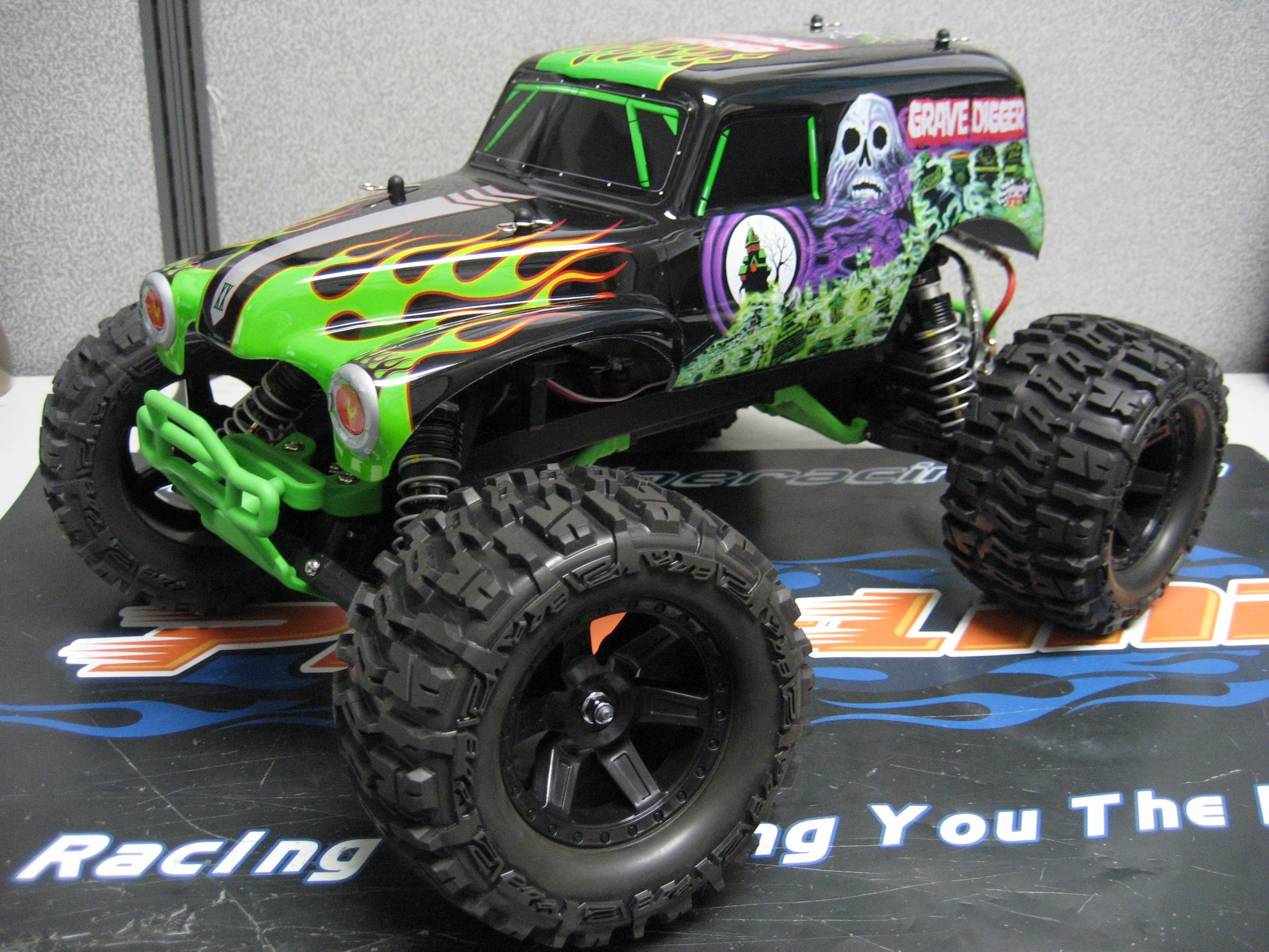 2816x2112 GRAVE DIGGER monster truck 4x4 race racing monster-truck fs .