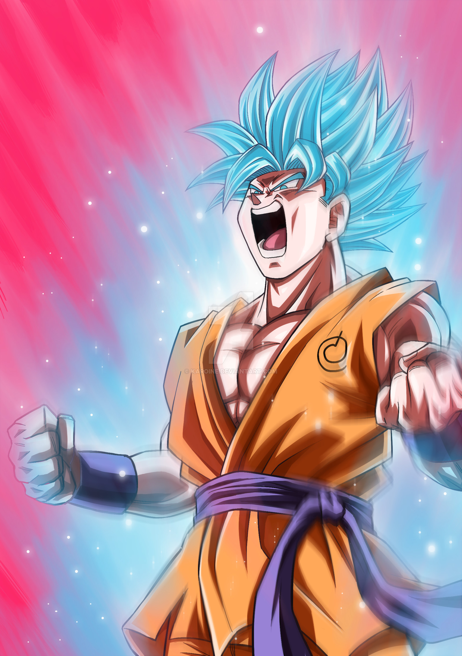 2000x1500 Dragon Ball Z Wallpaper Goku Super Saiyan God Wallpapers HD