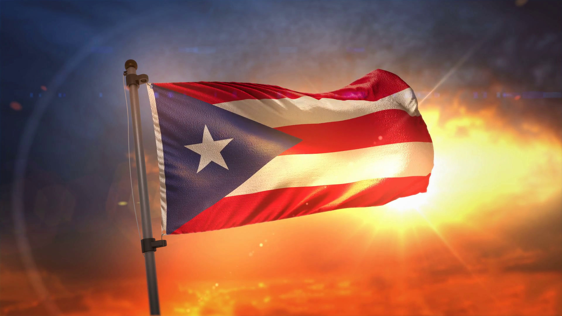 Puerto Rican Flag Background (43+ images)