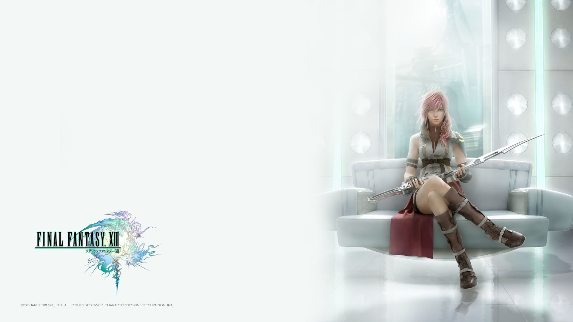 1920x1080 Wallpaper from Final Fantasy XIII