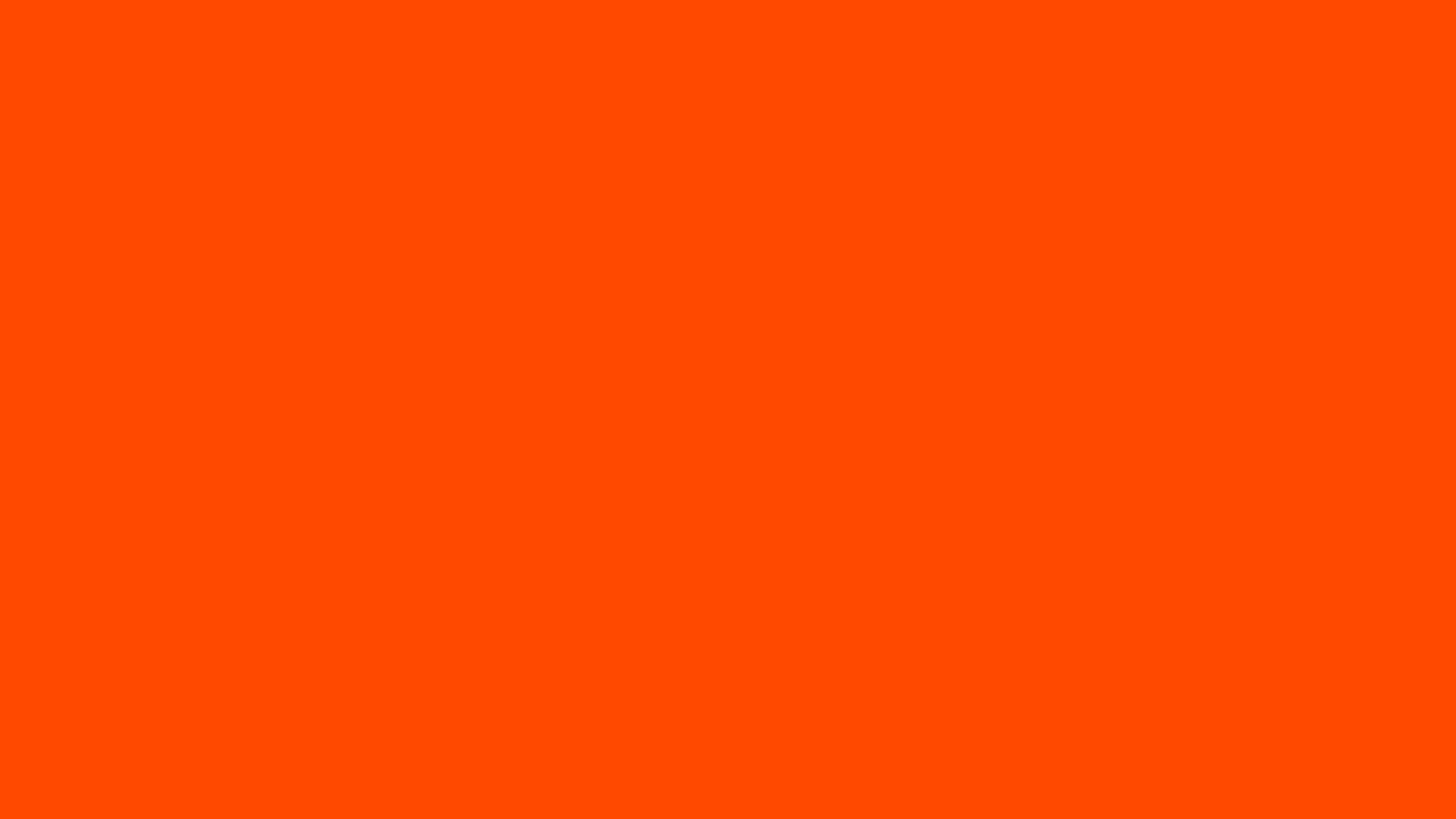 2560x1440 Orange HD Background Wallpaper 09311