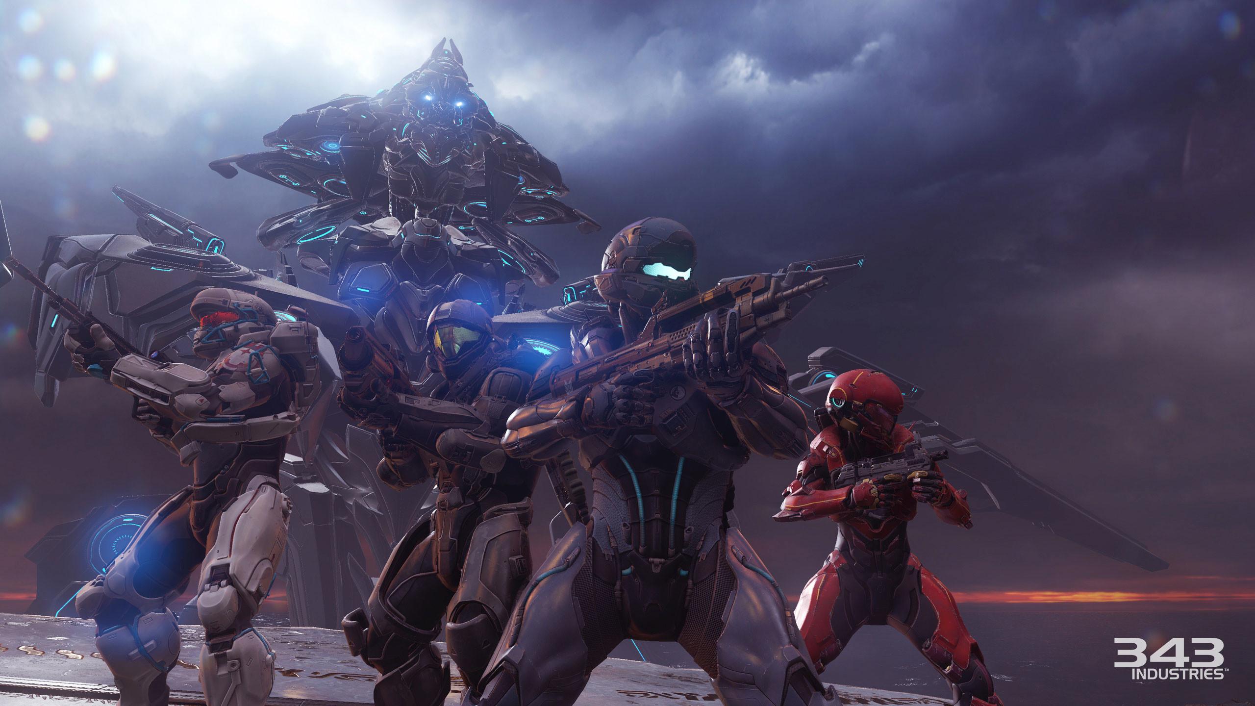 Halo 5 Blue Team Wallpaper (76+ images)