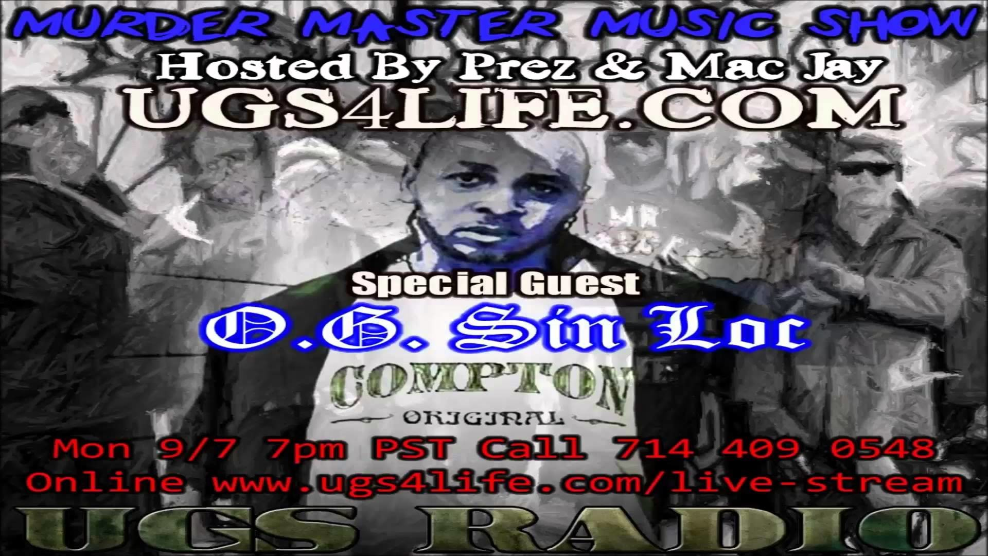 1920x1080 OG Sin Loc Talks on Cousin Eazy-E Bloods and Crips NWA and Straight Outta  Compton Movie - YouTube