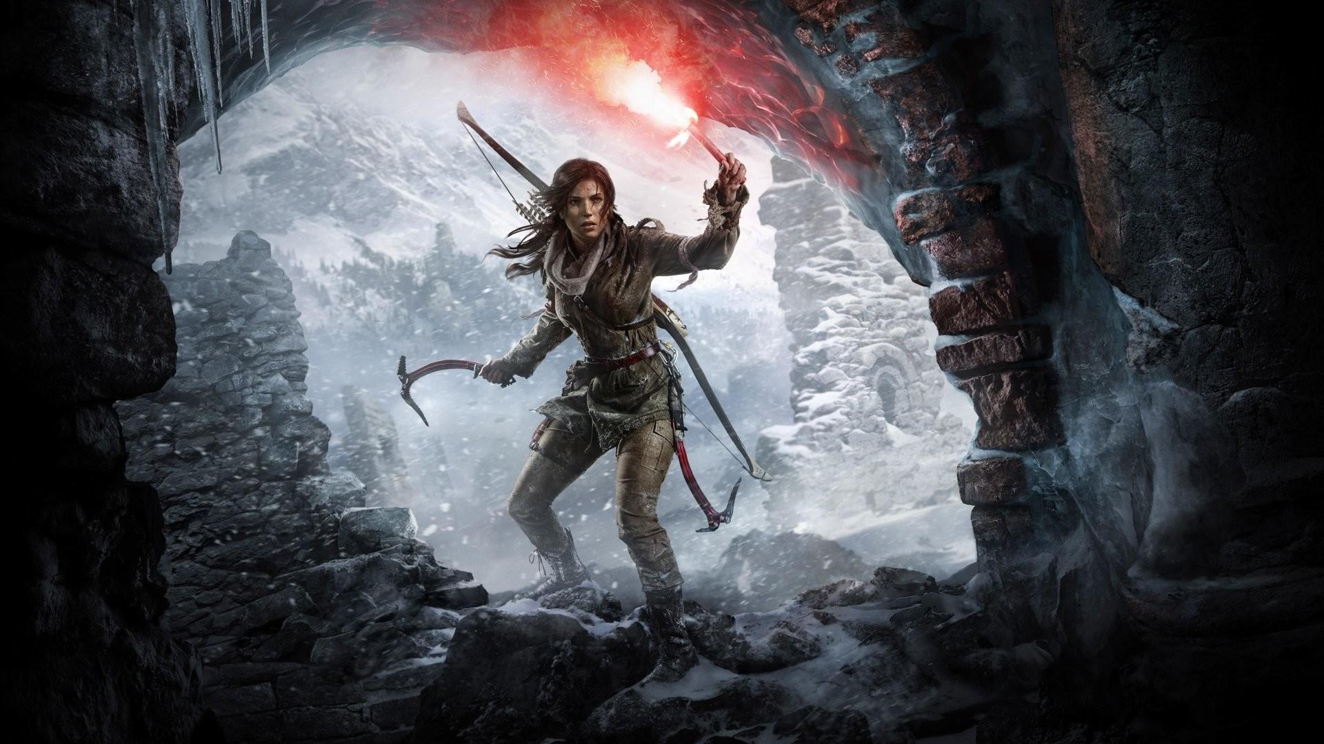 Lara Croft Wallpaper Hd 79 Images