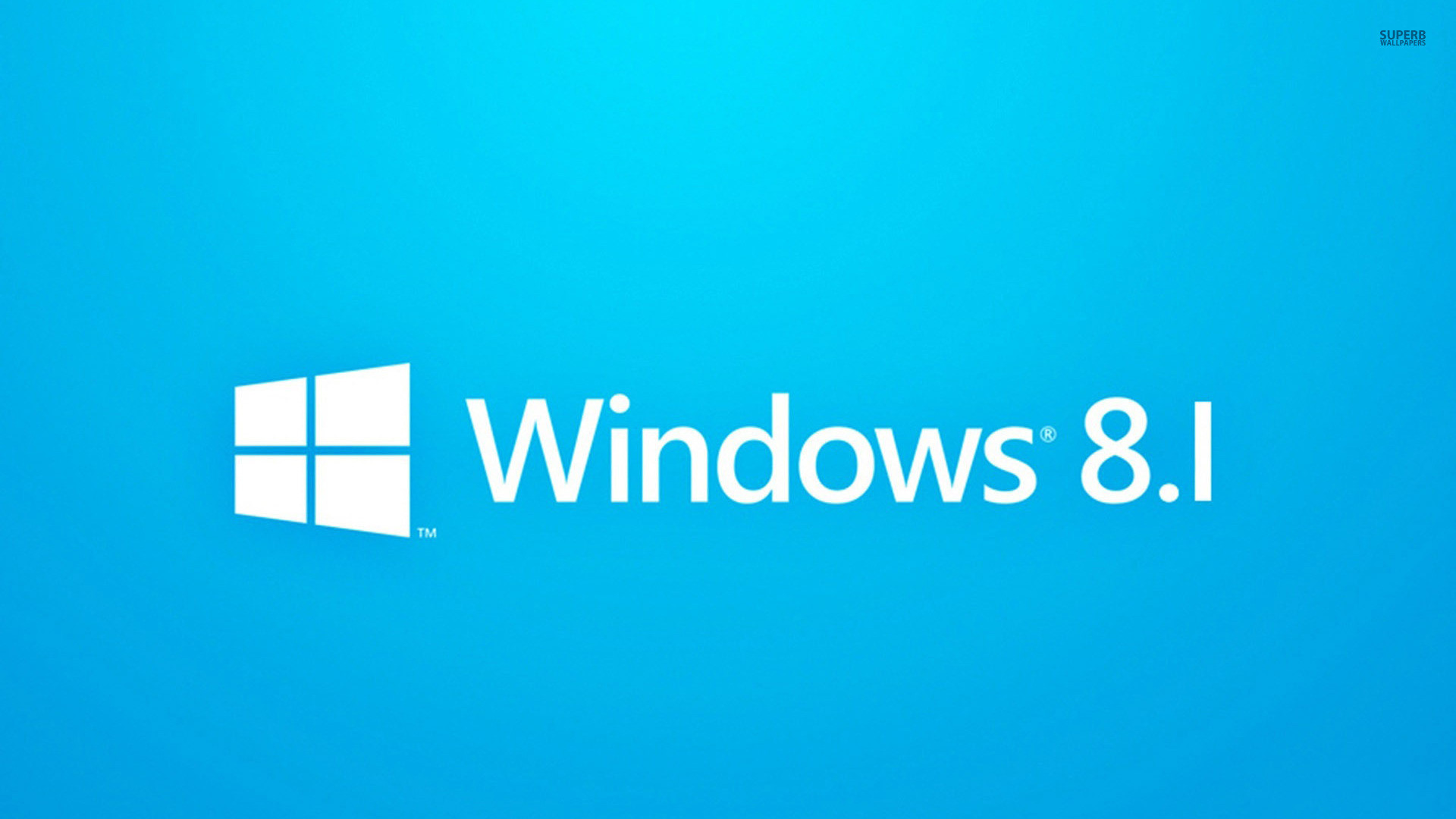 1920x1080 Light Blue Windows 81 HD Wallpaper
