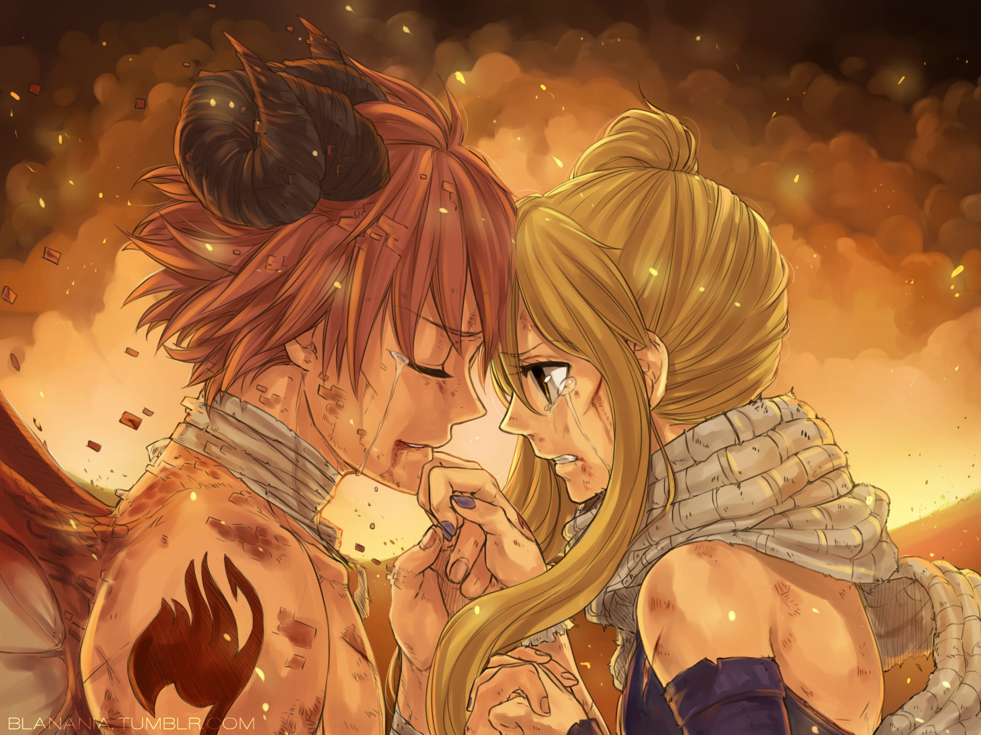 1920x1440 Anime - Fairy Tail NaLu (Fairy Tail) Natsu Dragneel Lucy Heartfilia  Wallpaper